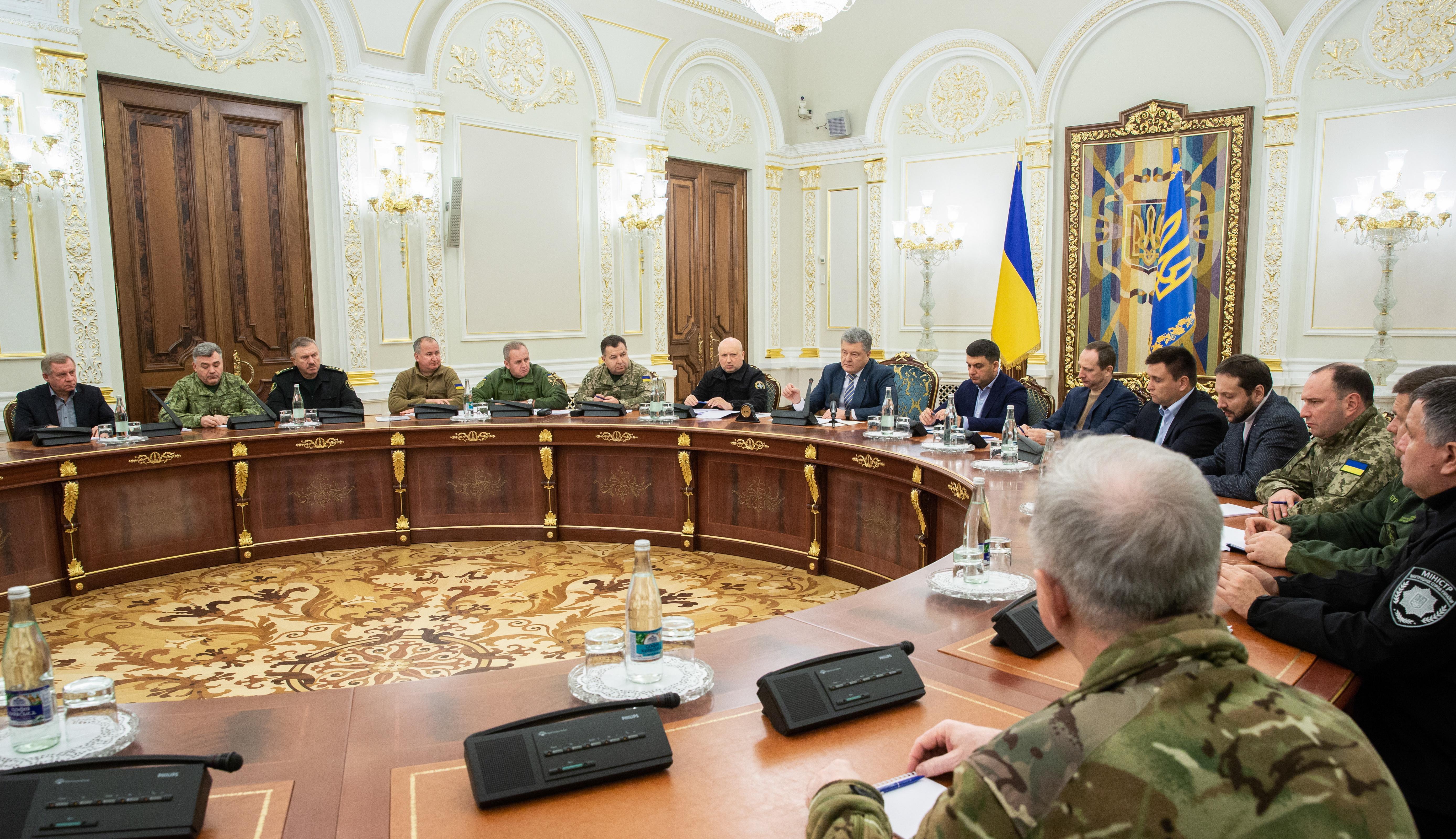 Ukrajinski parlament odobrio izvanredno stanje na 30 dana