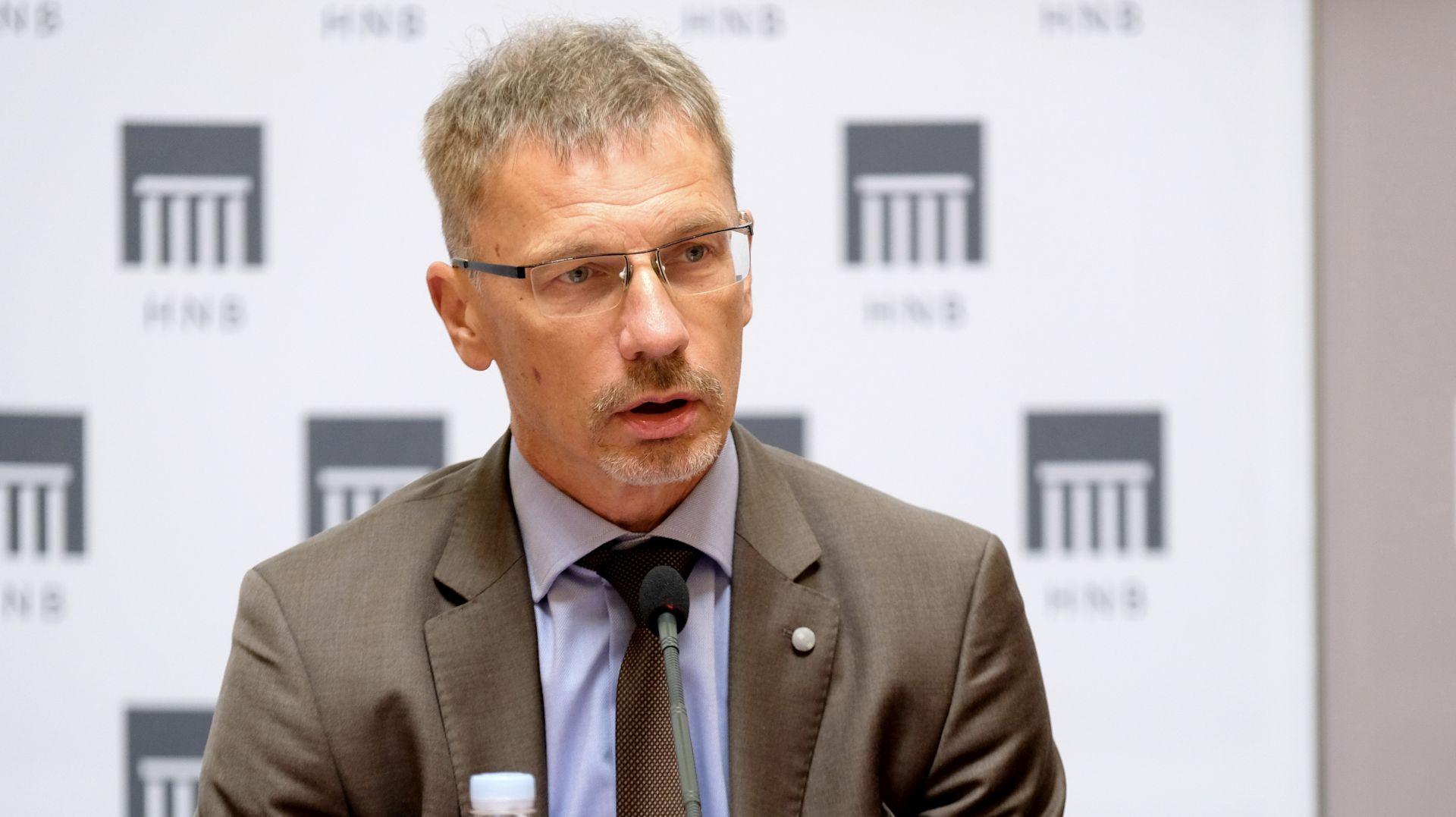 Vujčić priznao da Vlada nije pisala lex Agrokor