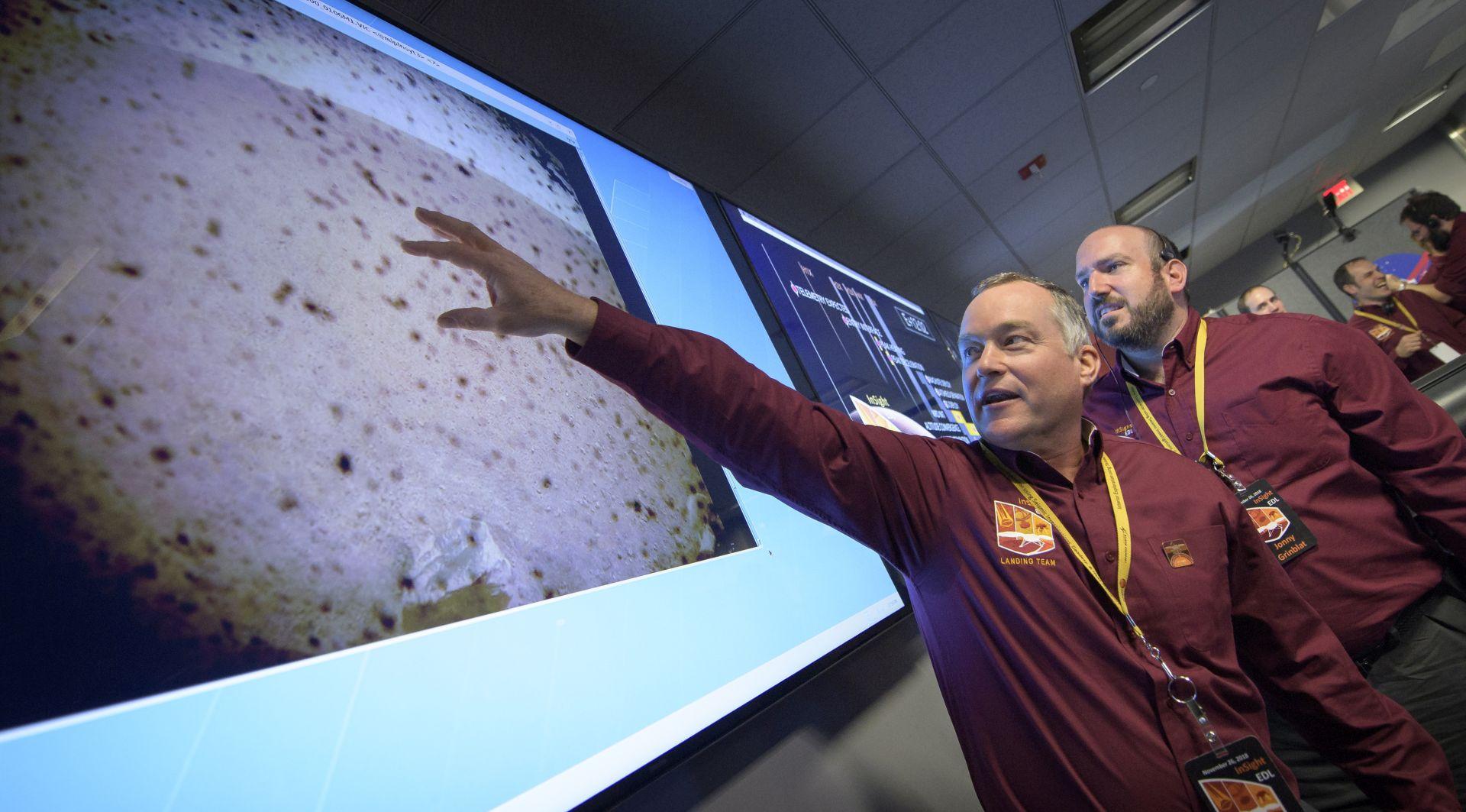 Pogledajte sliku površine Marsa koju je objavila NASA