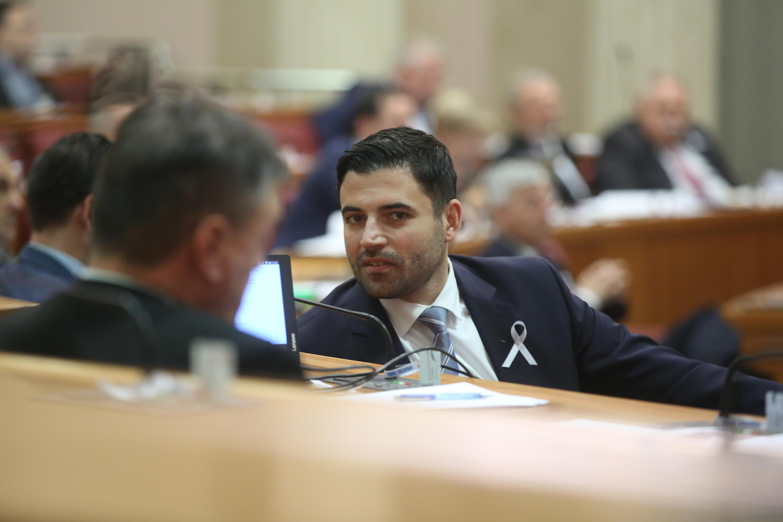 BERNARDIĆ 'ZDS je simbol jezive zloporabe pojmova doma i domovine'