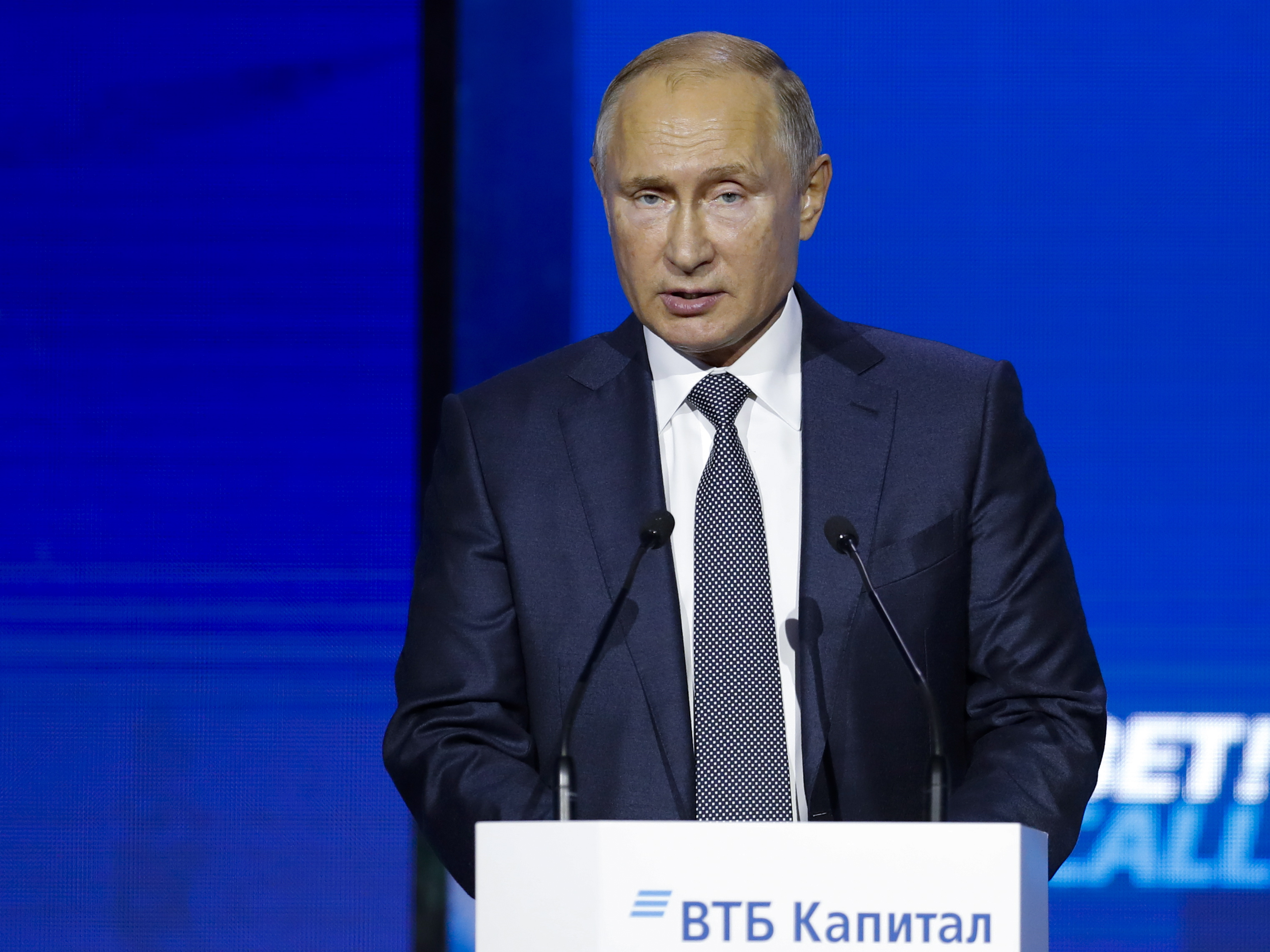 G20 Putin kritizirao sankcije Rusiji