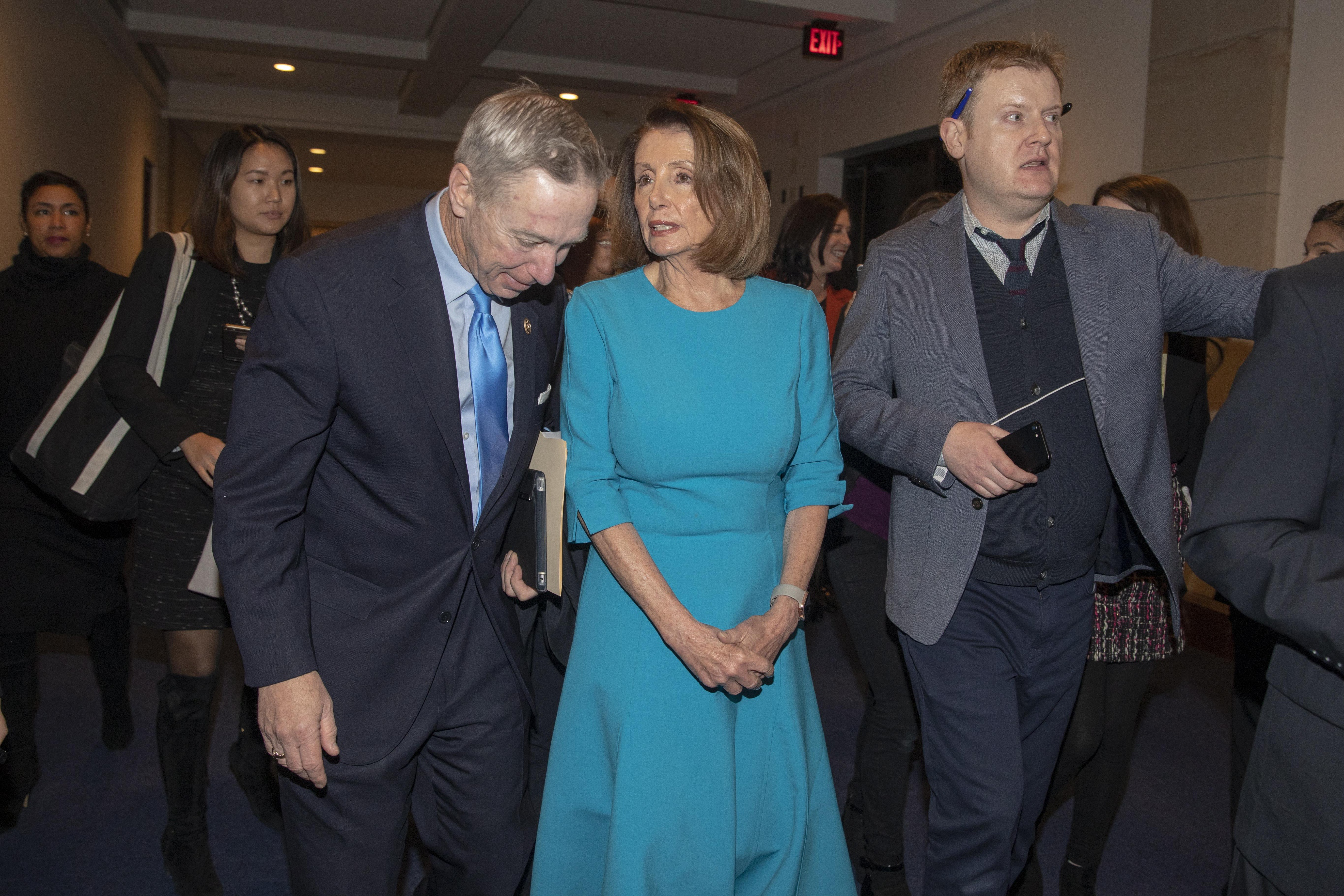 Demokrati nominirali Nancy Pelosi za predsjednicu Zastupničkog doma Kongresa