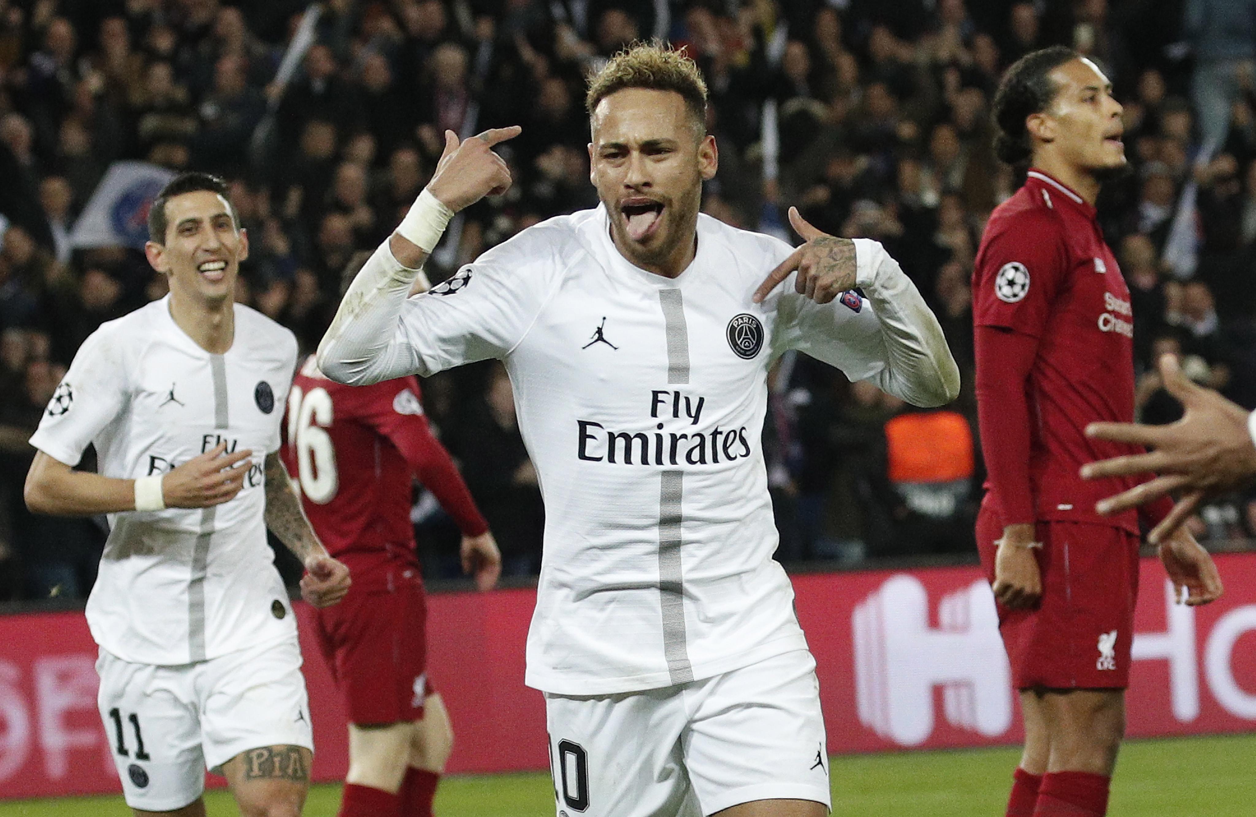 LIGA PRVAKA PSG slavio protiv Liverpoola, Tottenham bolji od Intera