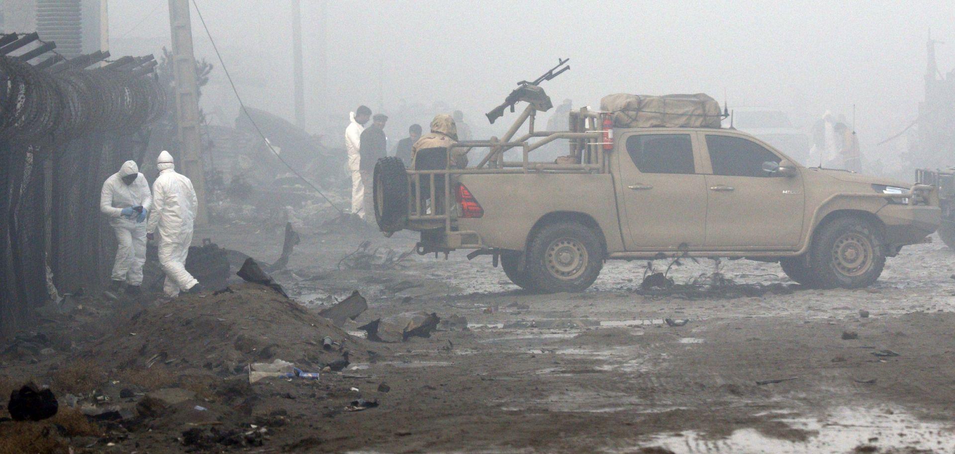 Napad u Kabulu okončan nakon deset sati, napadači ubijeni