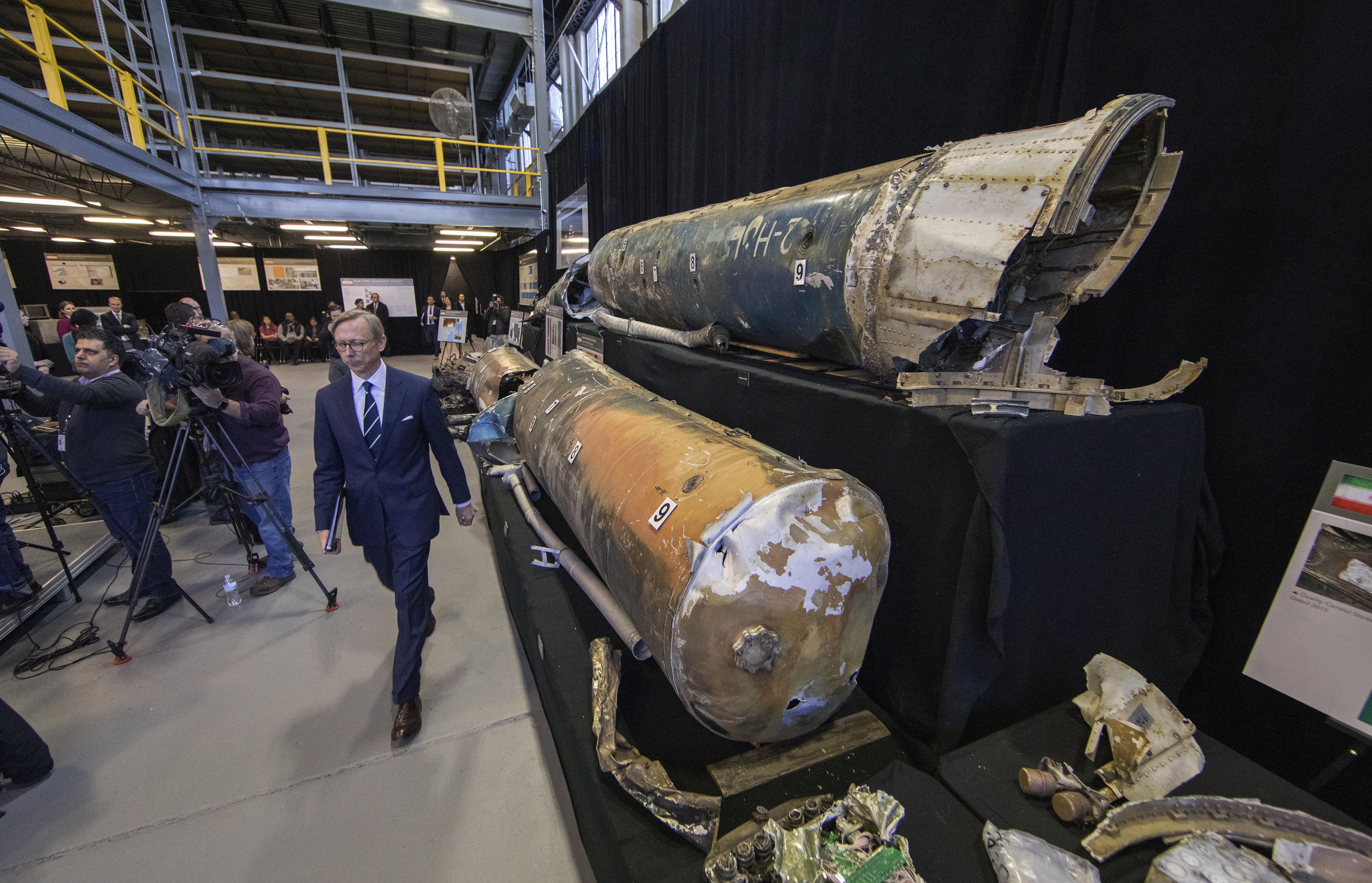 Washington pokazao nove dokaze o iranskom oružju u Jemenu, Afganistanu