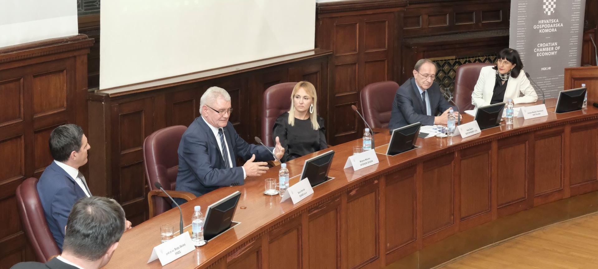 Održana konferencija 'Dizajn, inovacije i izvoz pokretači poduzetništva u RH'