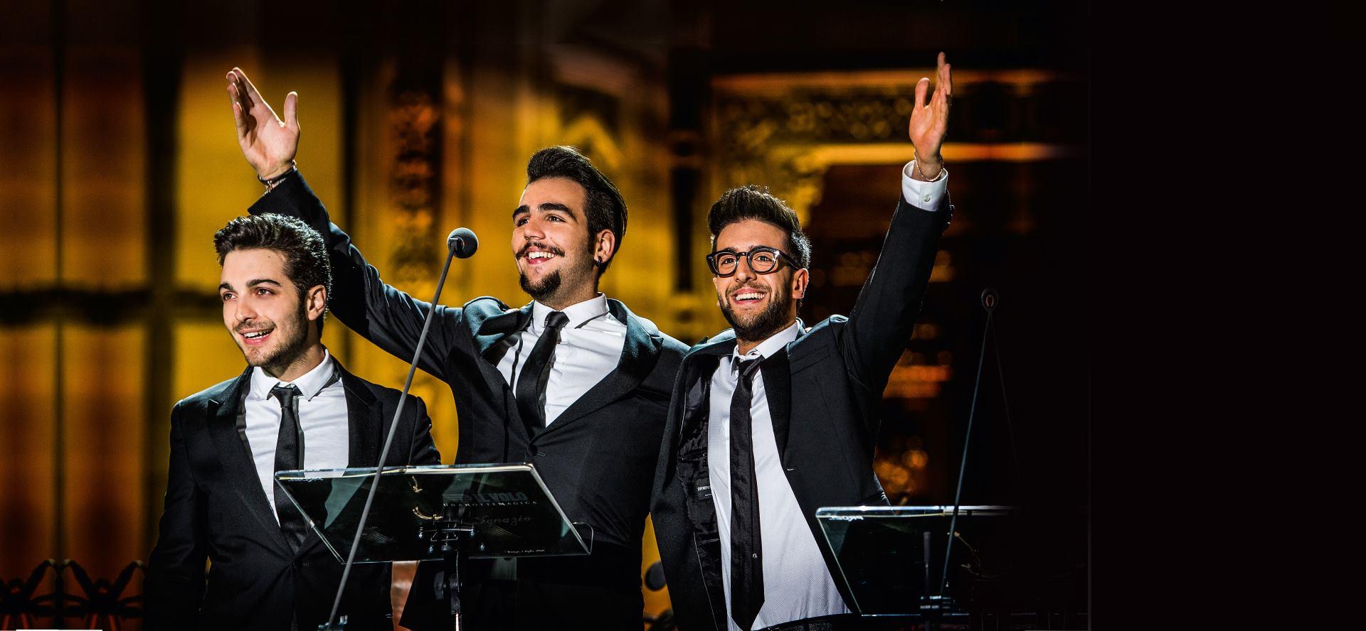 VIDEO: IL VOLO Operni pop trio oduševio mnoge svjetske zvijezde