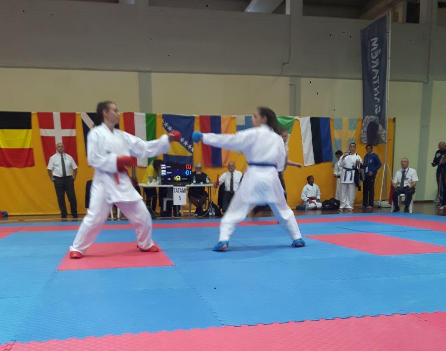 Članovi Karate-do kluba Požega iz Portugala donijeli broncu