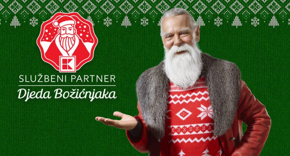 VIDEO: Kaufland je službeni partner Djeda Božićnjaka