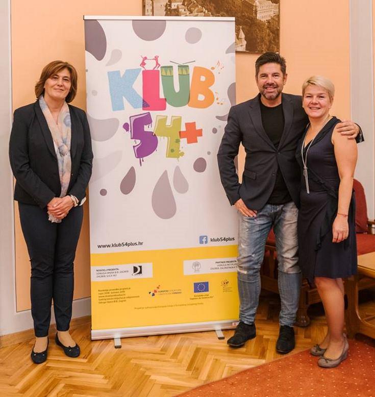 FOTO: Predstavljen hvalevrijedan projekt za starije osobe 'Klub 54+'