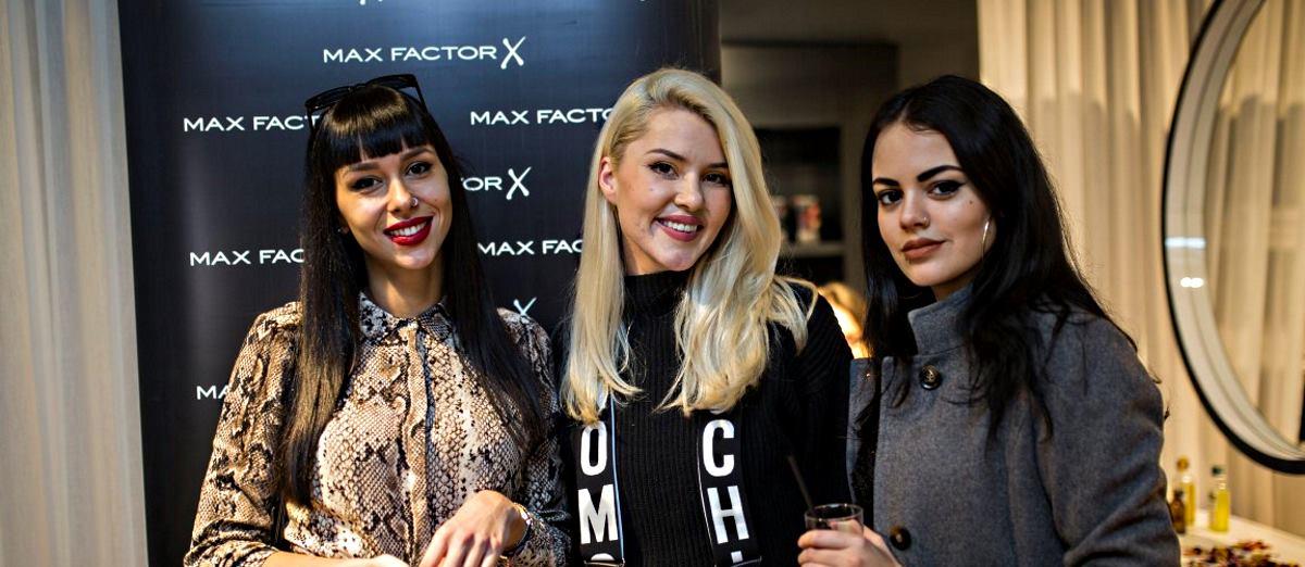 FOTO: Prigodno druženje Max Factor Good For Your Skin Academy
