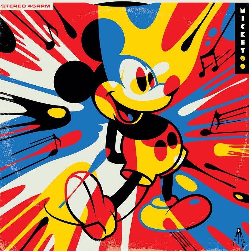 VIDEO: Mickey Mouse proslavio devedeseti rođendan