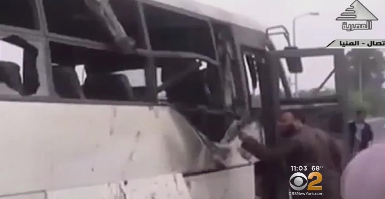 VIDEO: Napad na kršćanske hodočasnike u Egiptu