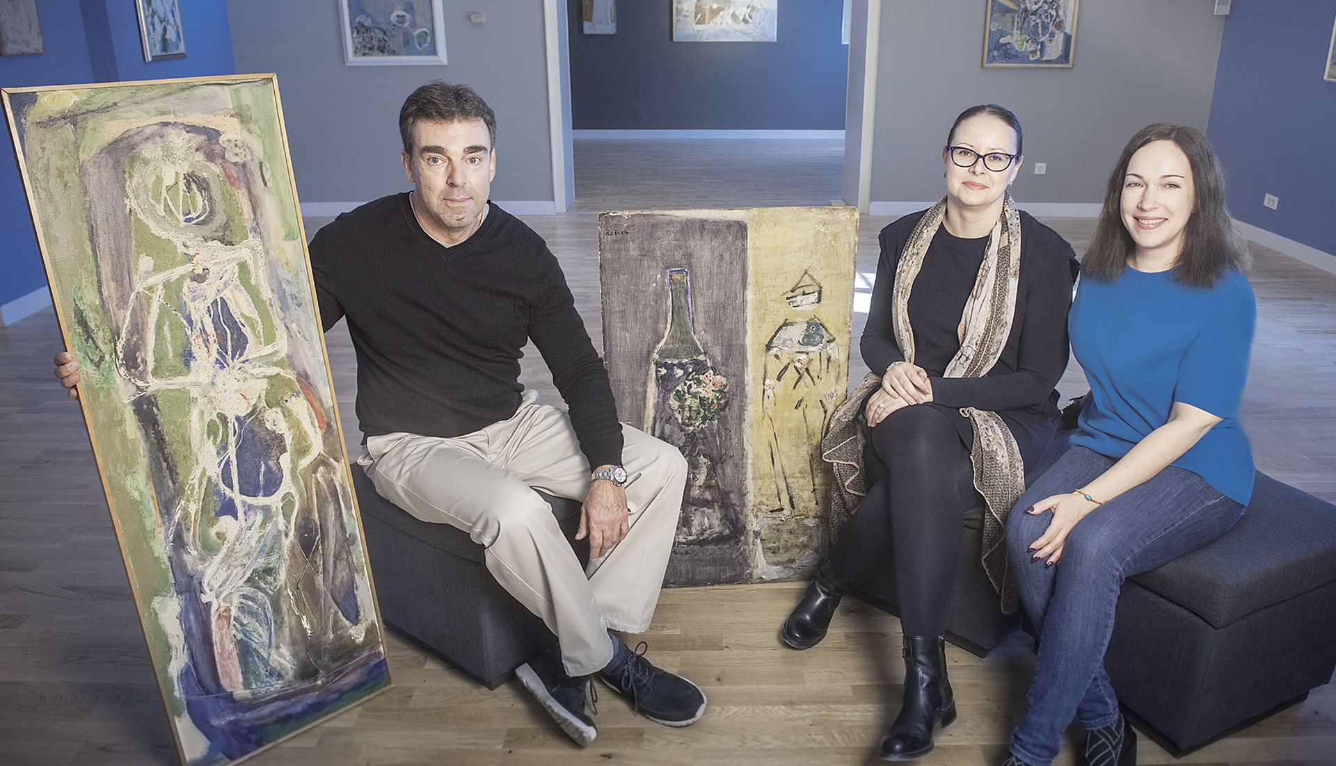 'Reiserovo je slikarstvo bezvremeno, a teme vječne'
