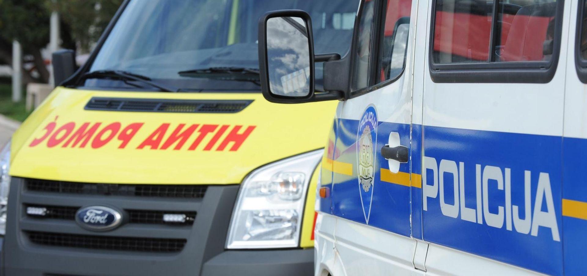 Sudarili se tramvaj i auto u Zagrebu, ozlijeđena jedna osoba