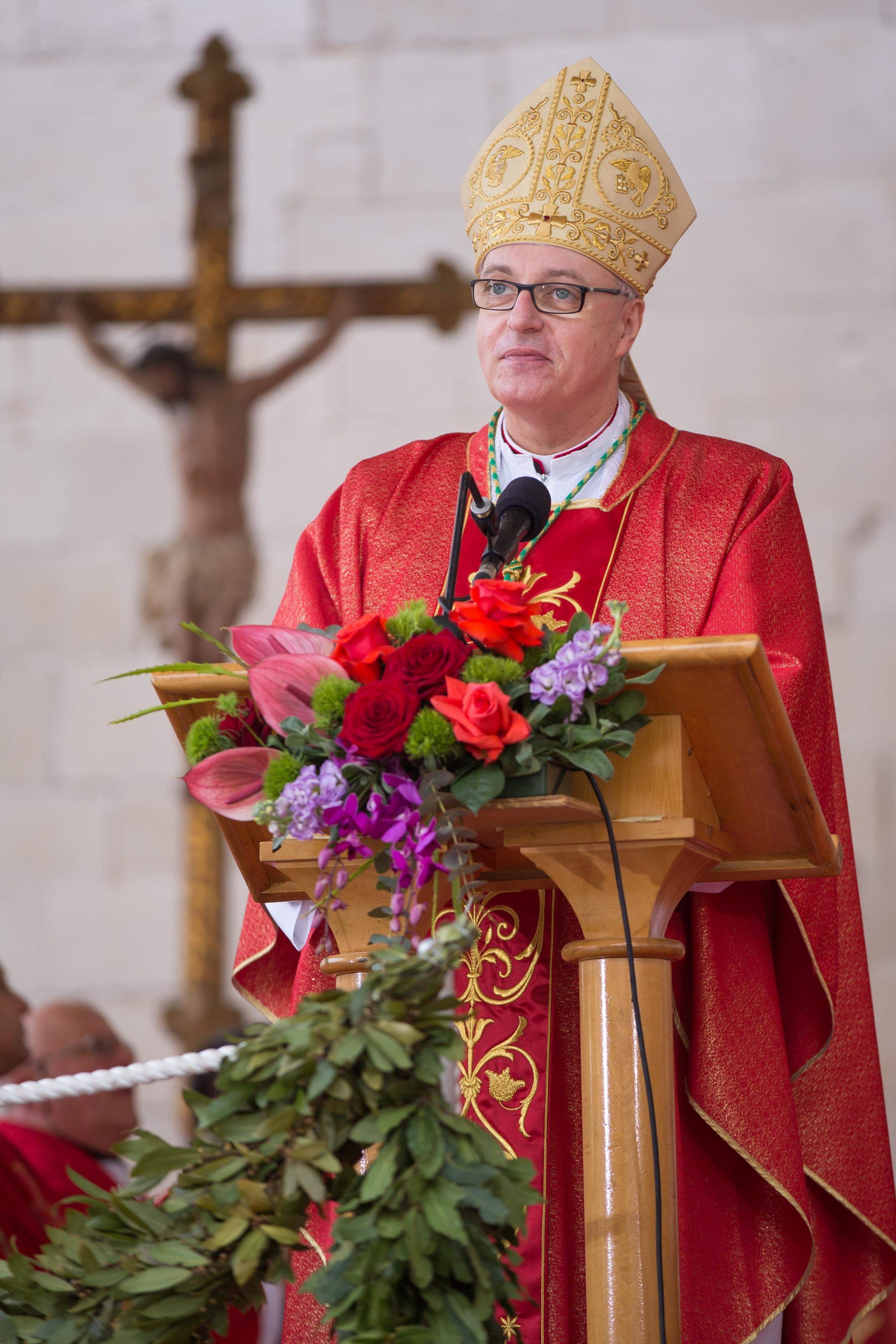 VUKOVAR Mons. Egidije Ivan Živković pozvao na opraštanje, pomirbu i zajedništvo