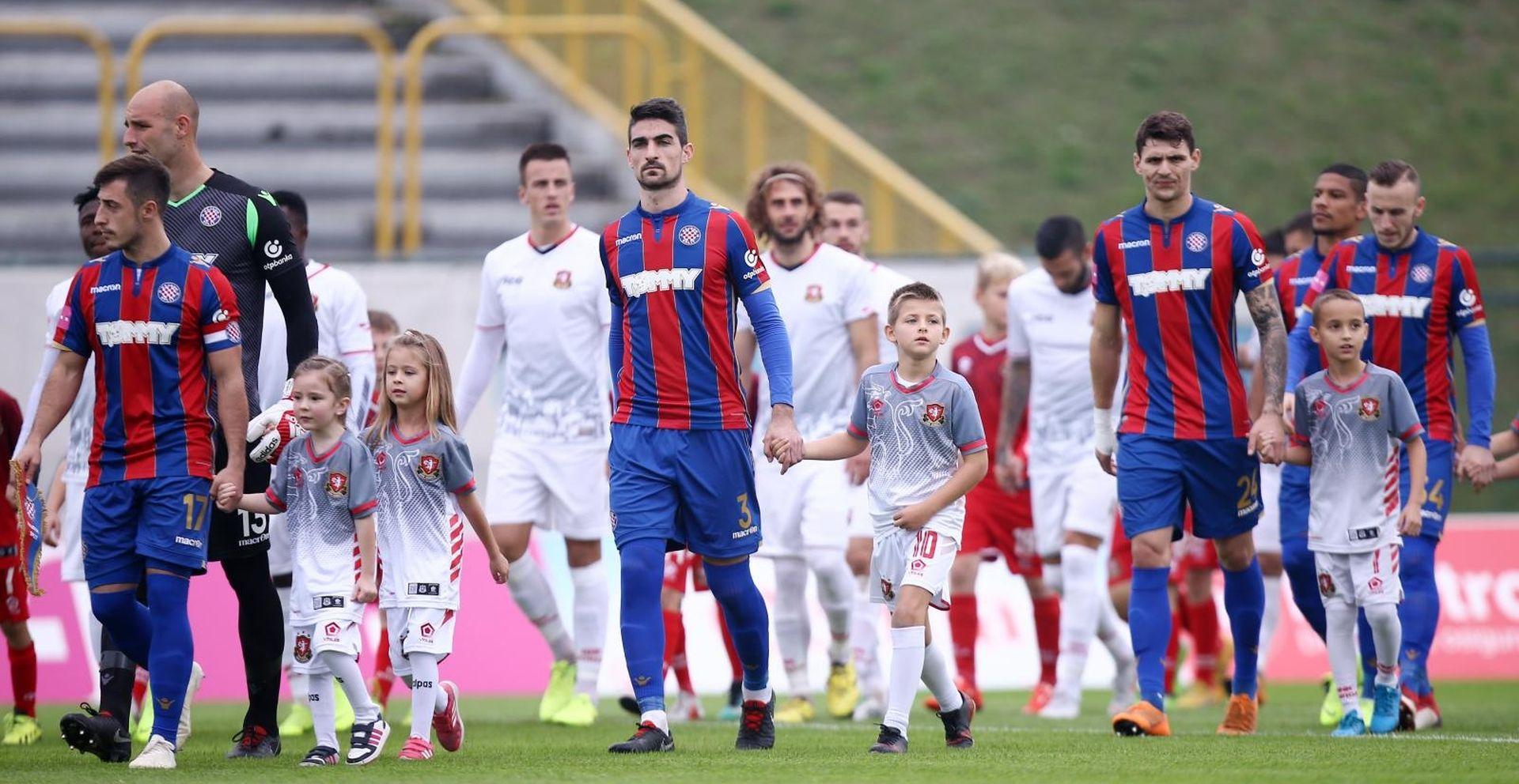 HNL Remi Gorice i Hajduka