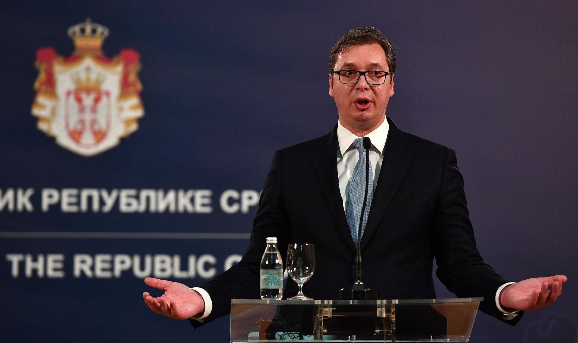 Francuski veleposlanik se ispričao Vučiću i Srbiji