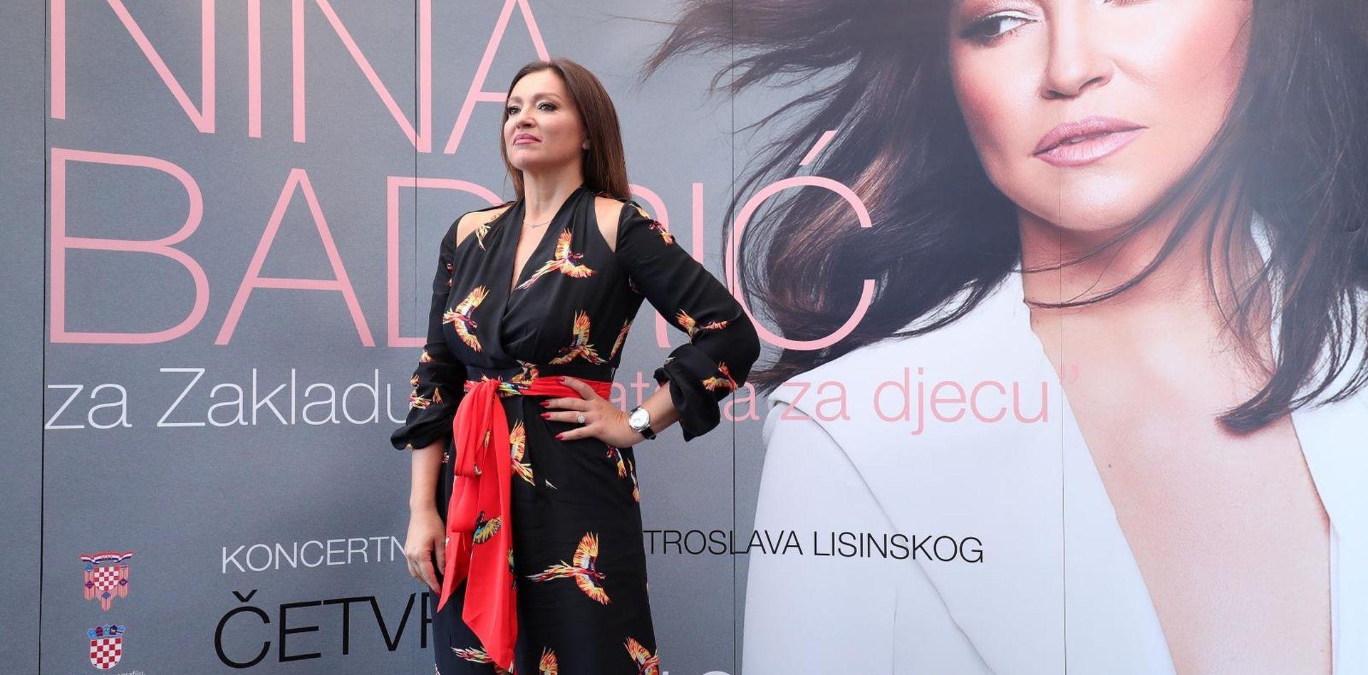 Nina Badrić – humanitarni koncert za Specijalnnu olimpijadu