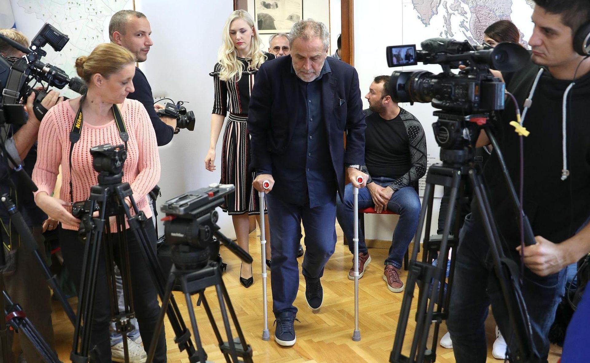 """BANDIĆ """"Hasanbegović je velika perspektiva hrvatske politike"""""""