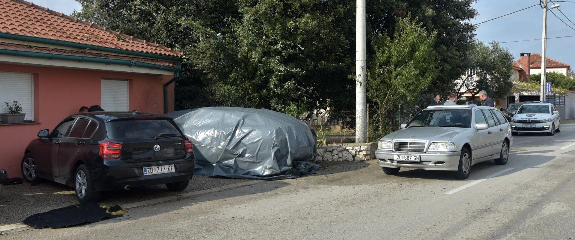 Policija objavila detalje o eksploziji kod Zadra, uhićena jedna osoba