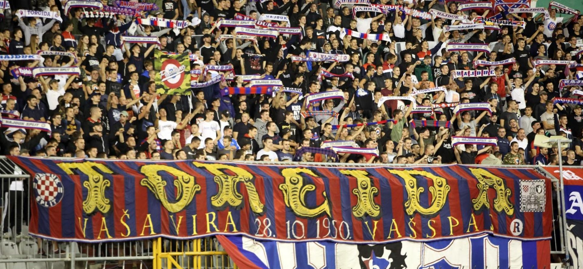 'Napadaju nas a Naš Hajduk spasio je klub od bankrota'