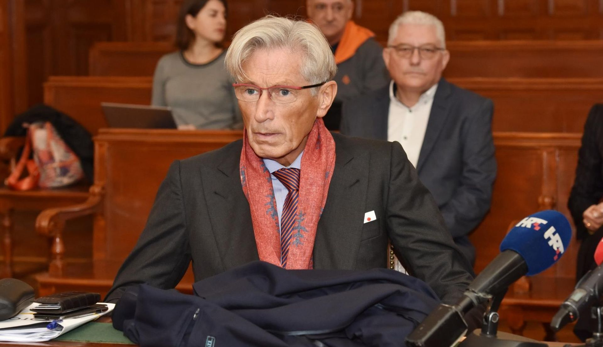 Na šibenskom sudu počelo ročište na trećem suđenju Horvatinčiću