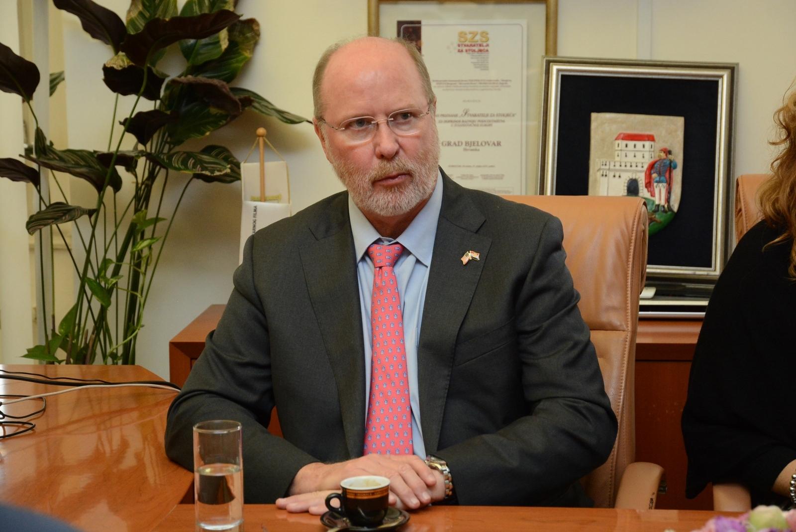 Kohorst odnosi Hrvatske i SAD-a ocijenio izvrsnima