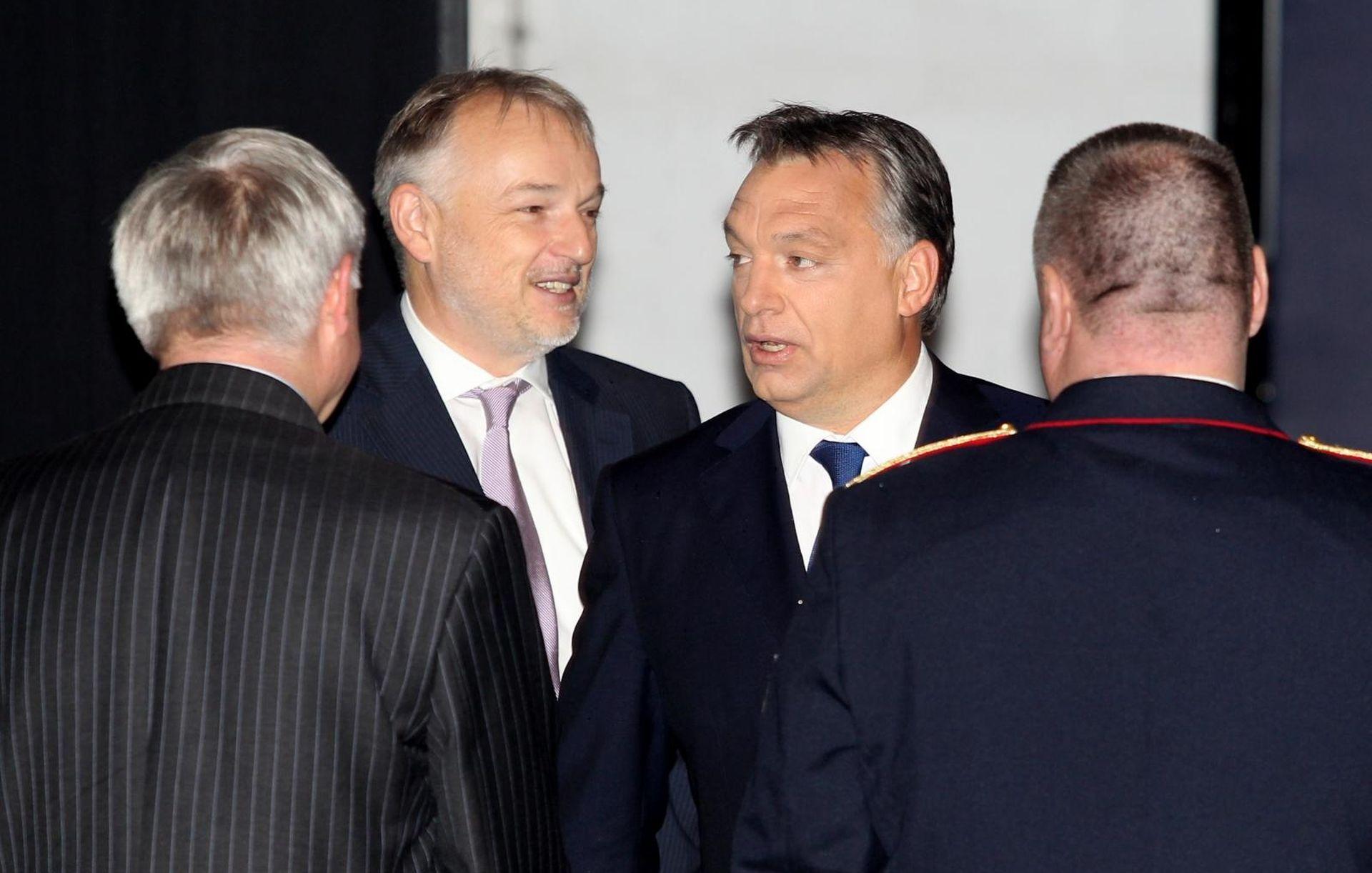 'SAD želi spriječiti ovisnost LNG terminala o Mađarskoj'