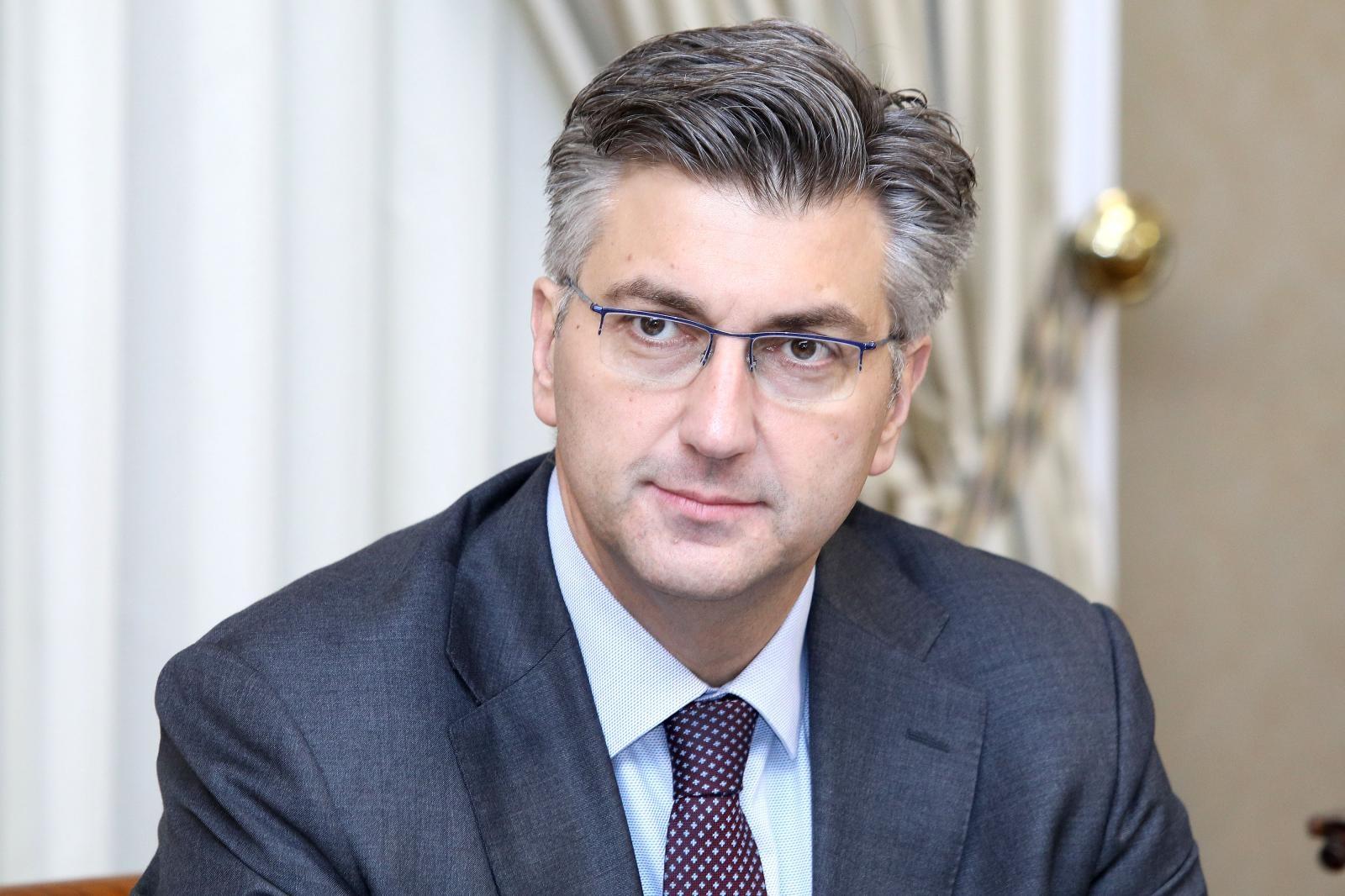 PLENKOVIĆ 'Vlada će odrediti tko ide u Marakeš'