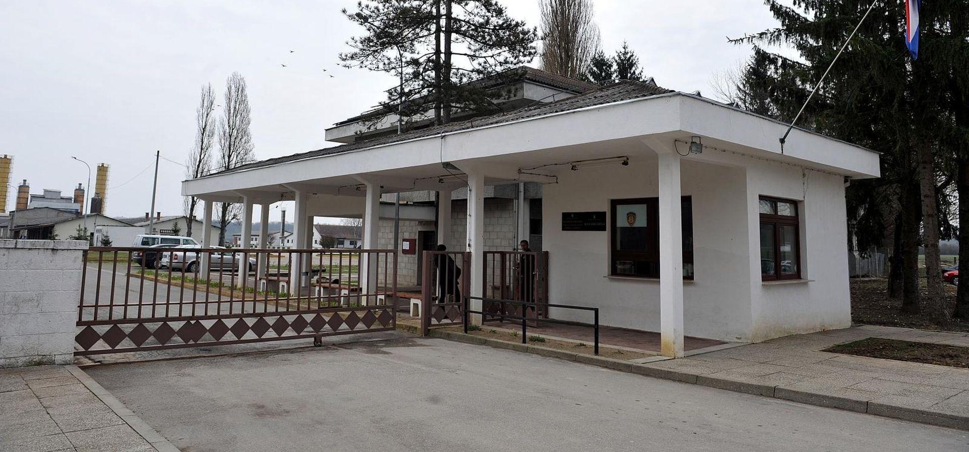 Zatvorenik se objesio u kaznionici u Turopolju