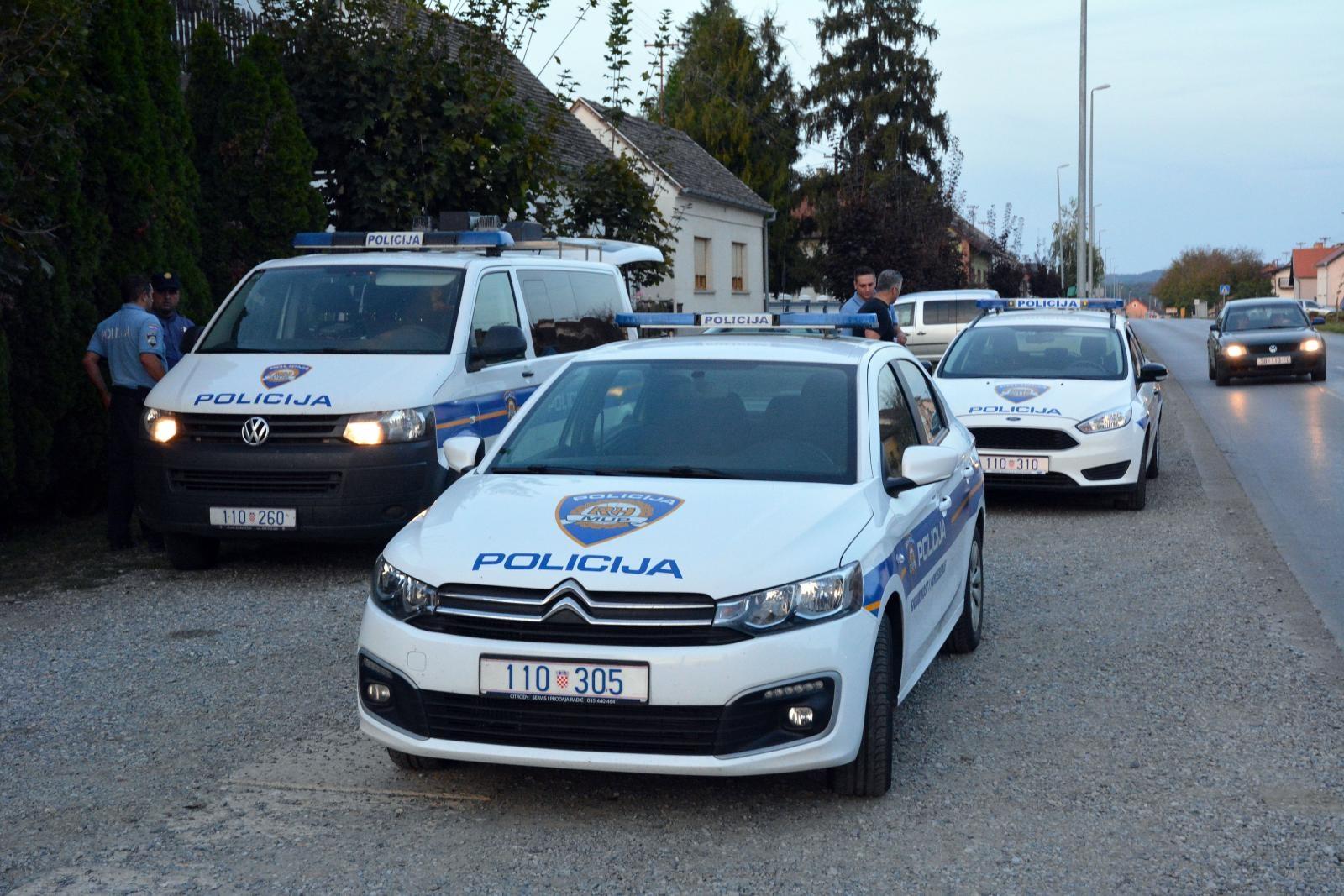 METKOVIĆ Policija zbog krađe automobila uhitila dvojicu Sirijaca