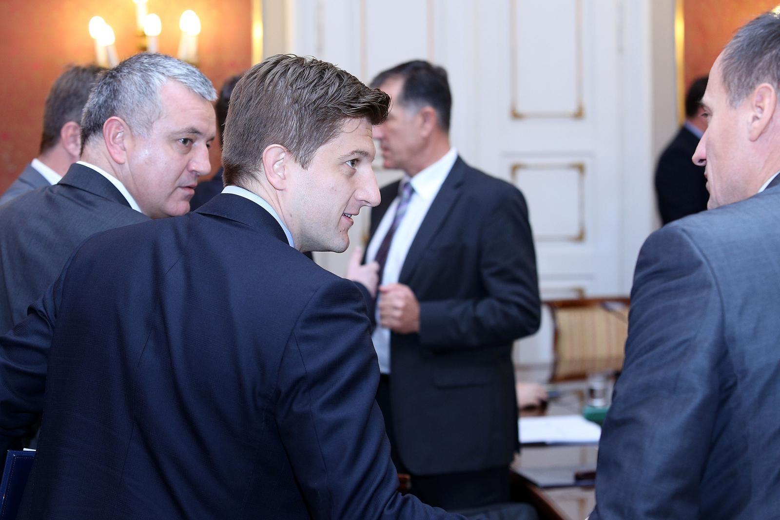 Ministri Horvat, Marić i Kuščević vjeruju u pošteno suđenje Todoriću