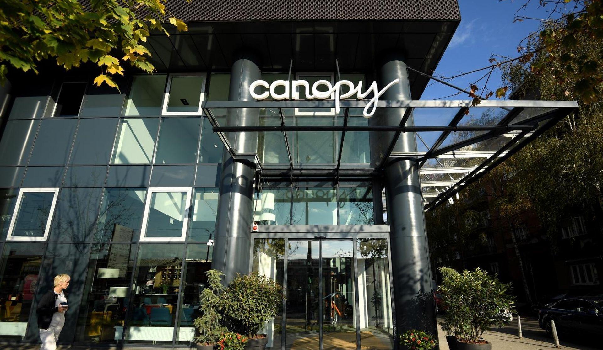 ZAGREB Otvoren hotel Canopy by Hilton