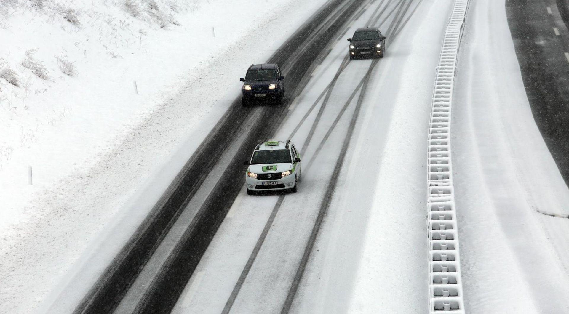 """HAC """"Spremni smo za prvi snijeg i zimske uvjete"""""""