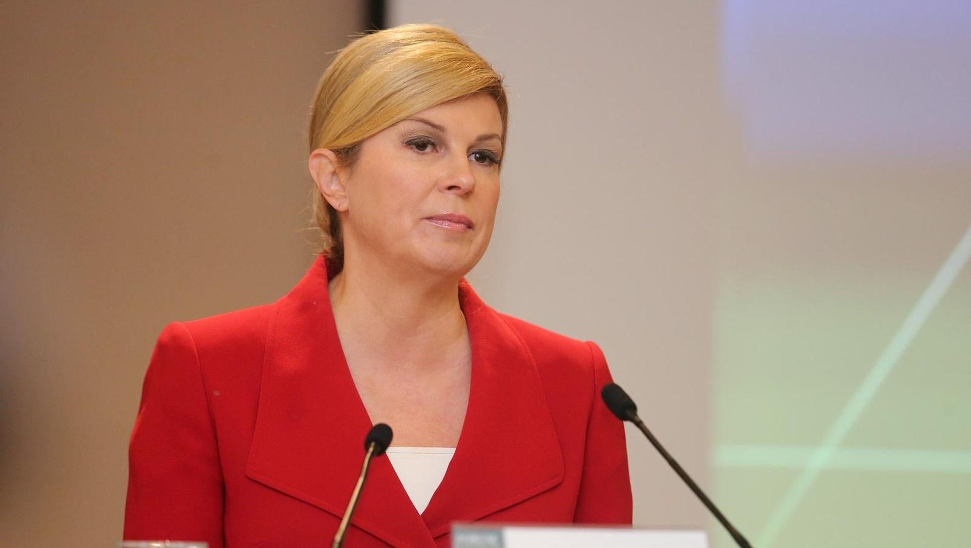Predsjednica komentirala pisanje Nacionala da je Varga radio na njezinoj kampanji
