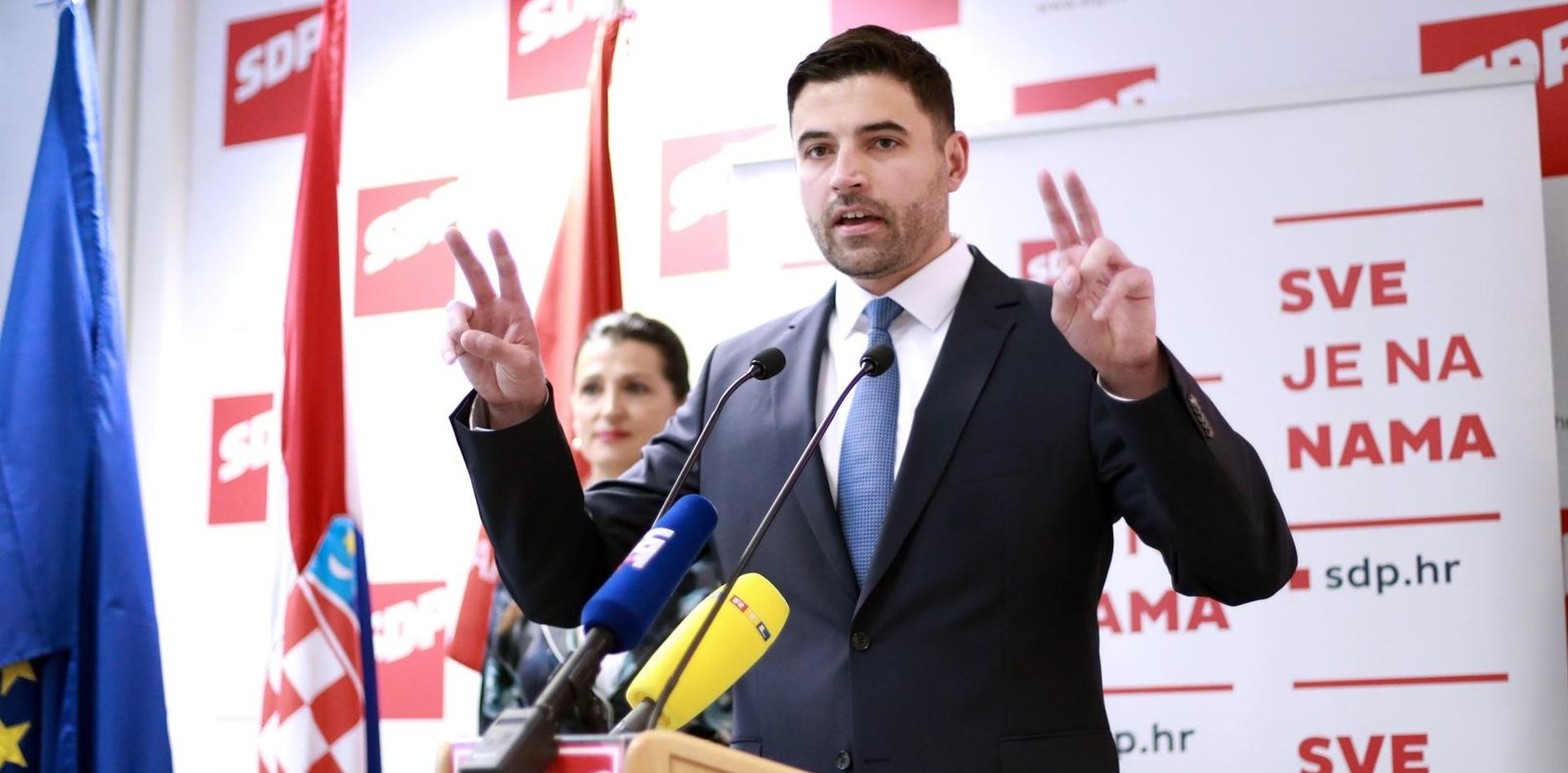 Lista SDP-a za EP – prvi pravi politički potez Davora Bernardića