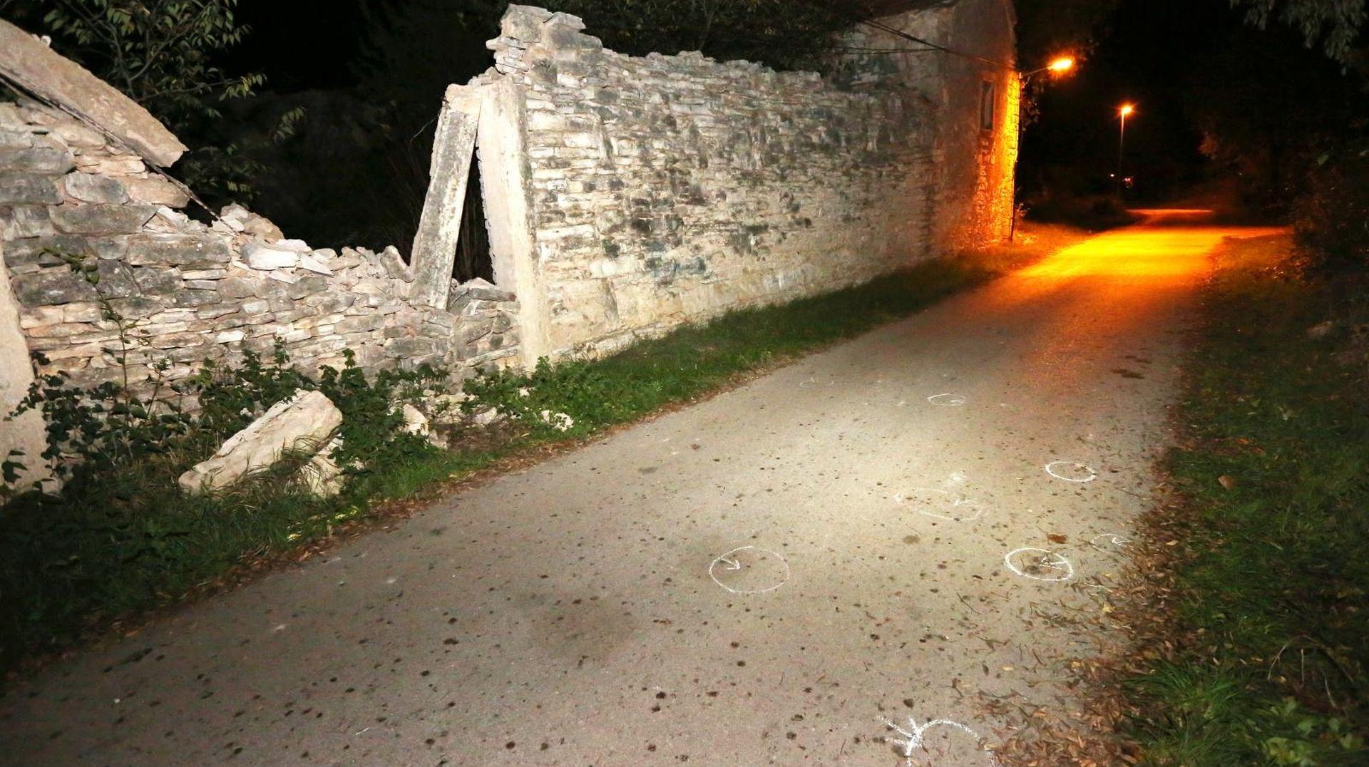 U eksploziji bombe u Kistanjama jedno dijete teže, drugo lakše ozlijeđeno
