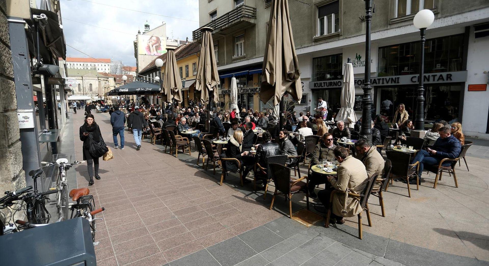 Zagrebački ugostitelji: Nedostaje radnika, zatvarat ćemo lokale