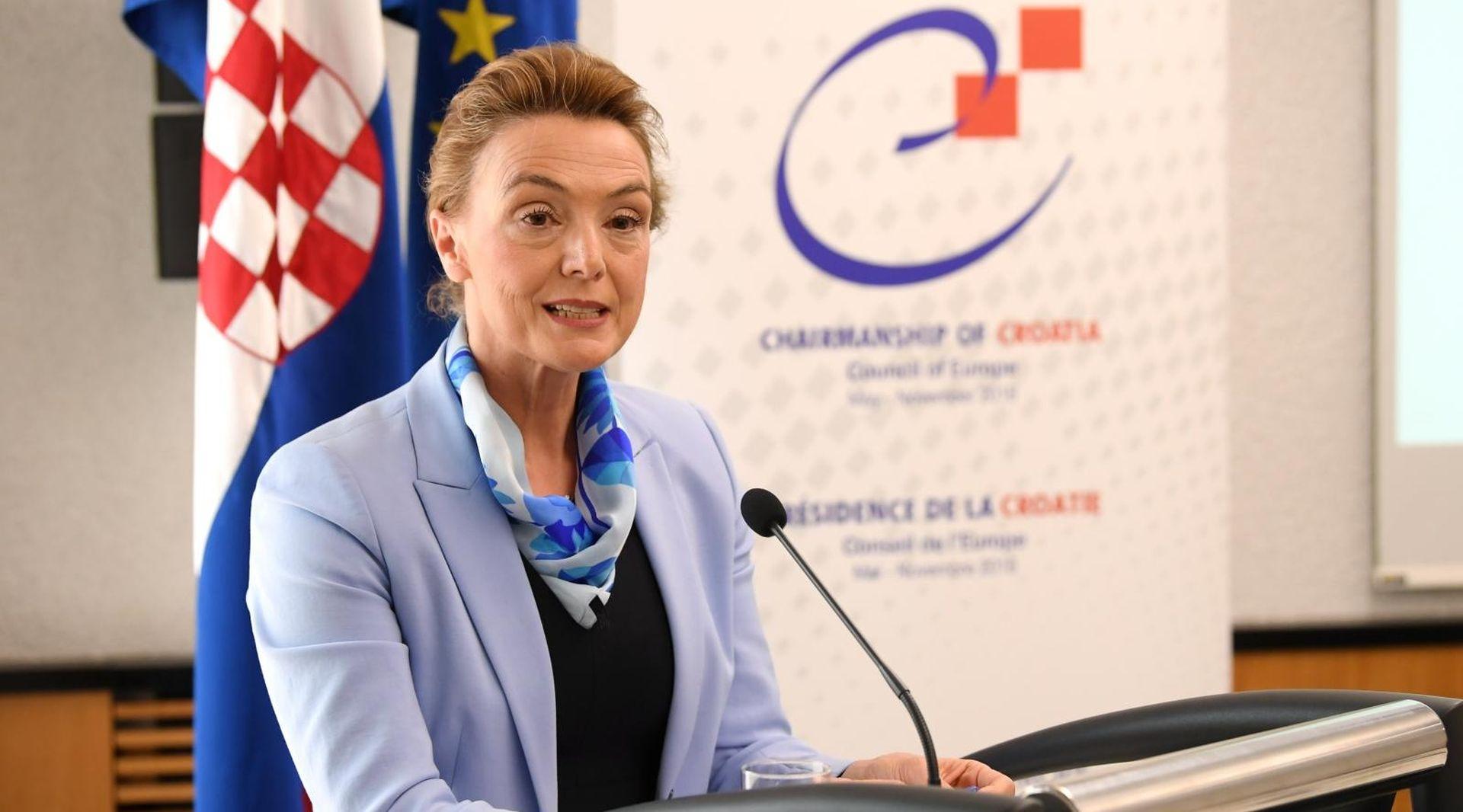 """PEJČINOVIĆ BURIĆ """"Iznenađeni smo da predsjednica neće ići u Marakeš"""""""