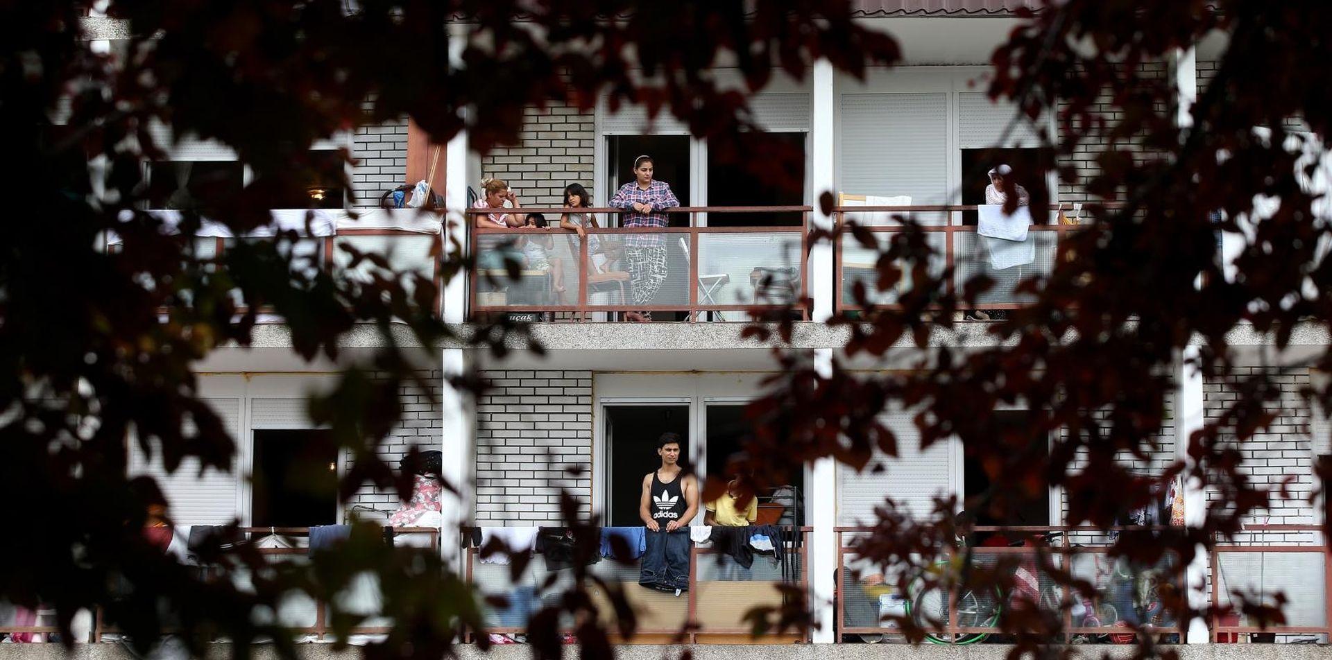 CMS više neće raditi u prihvatilištima za tražitelje azila