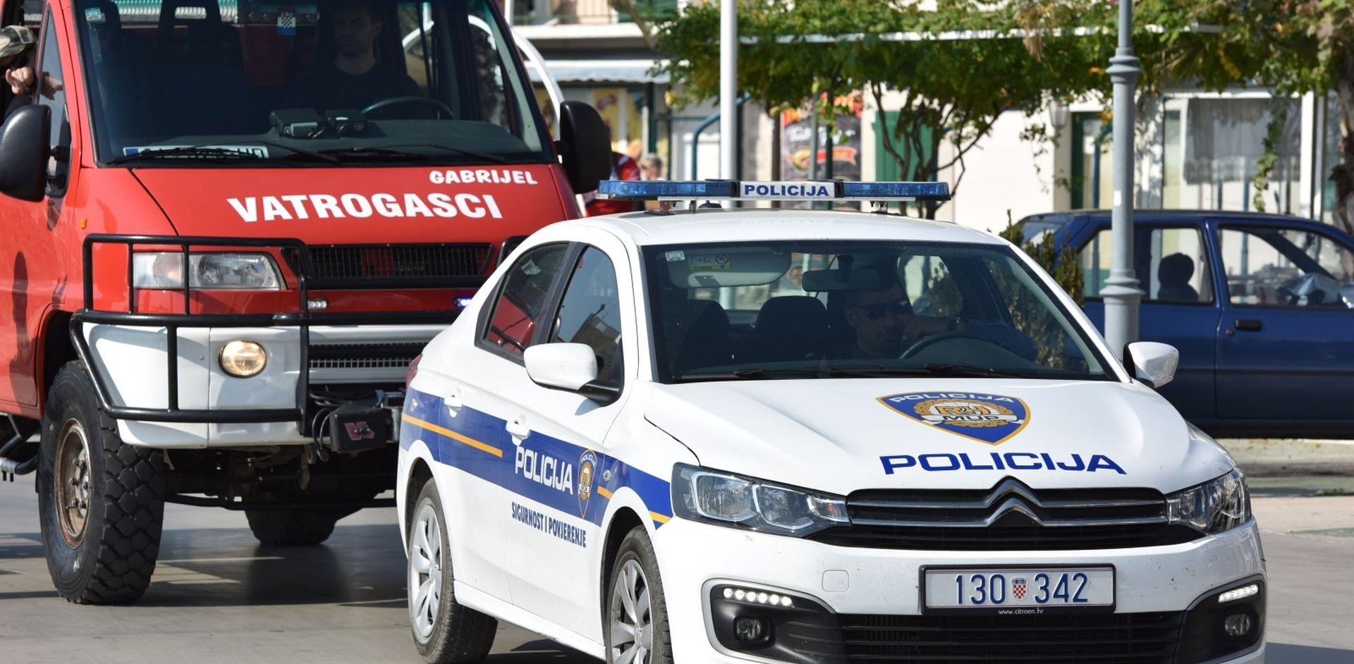 TEŠKA NESREĆA NA KORUČULI  Poginula dvojica mladića, žena kritično