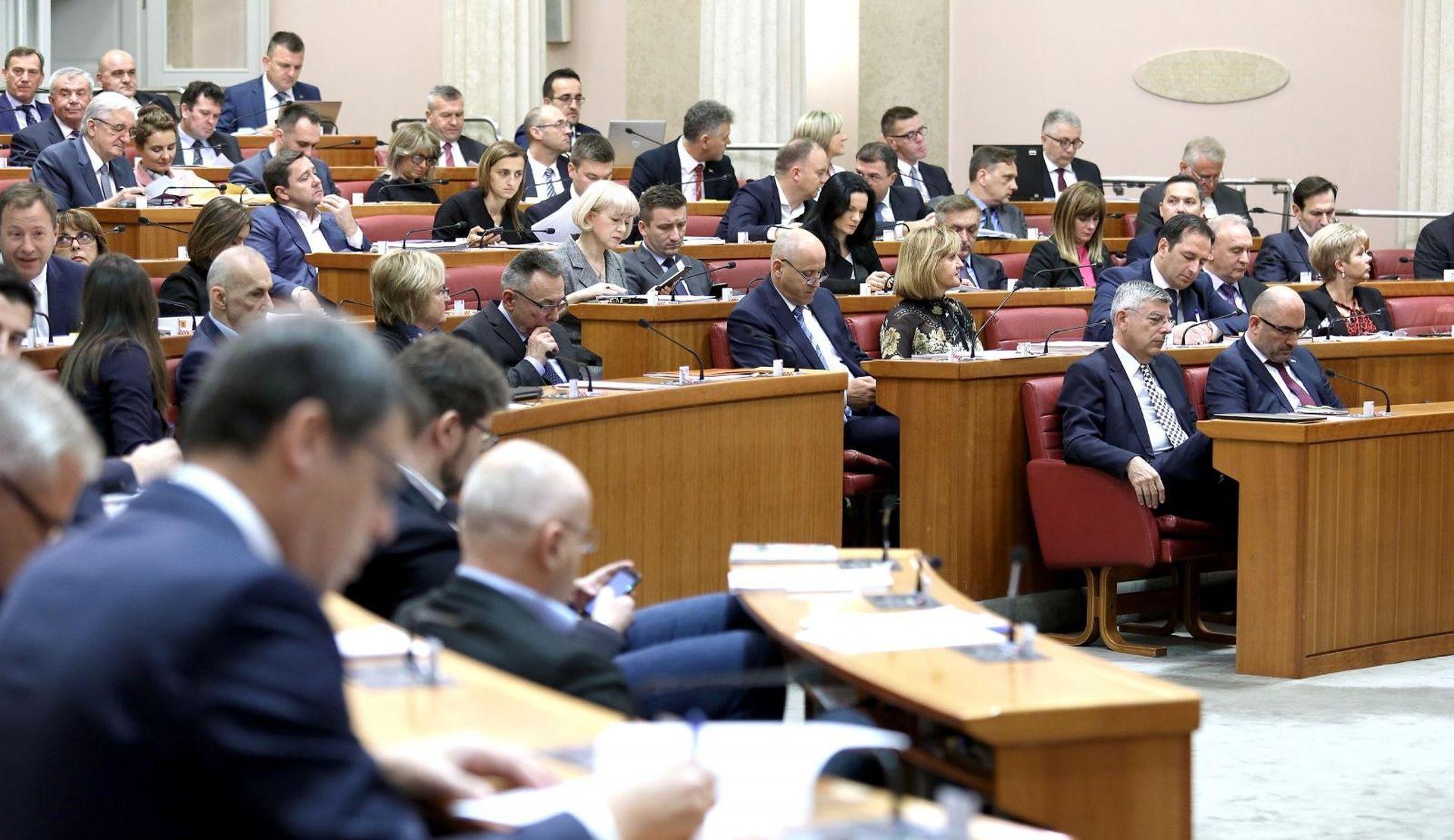 Sabor o Zakonu o udomiteljstvu, očekuje se burna rasprava