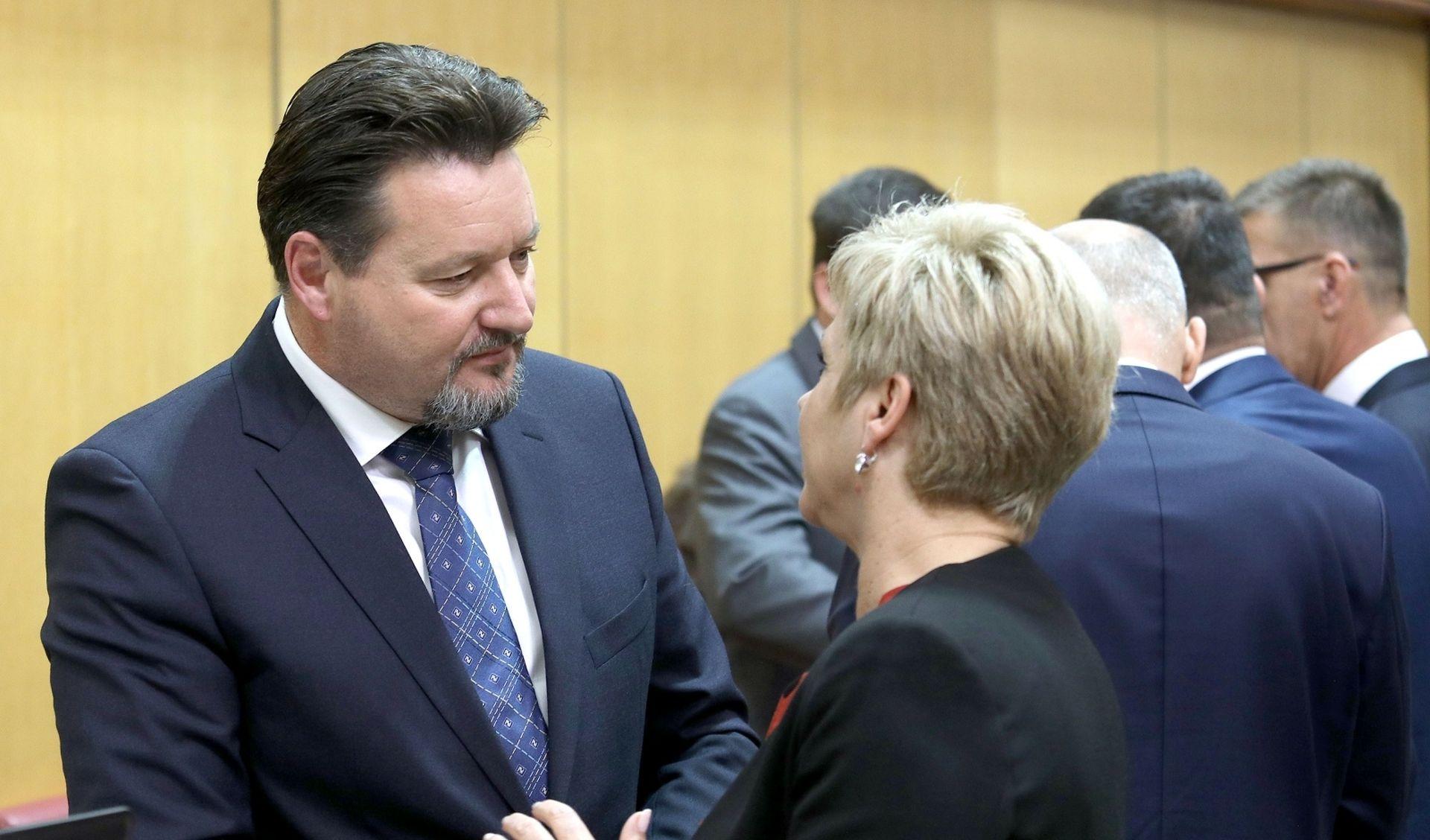 """KUŠČEVIĆ O 'LEX MARIĆ' """"Bit će to najbolji zakon dosad"""""""