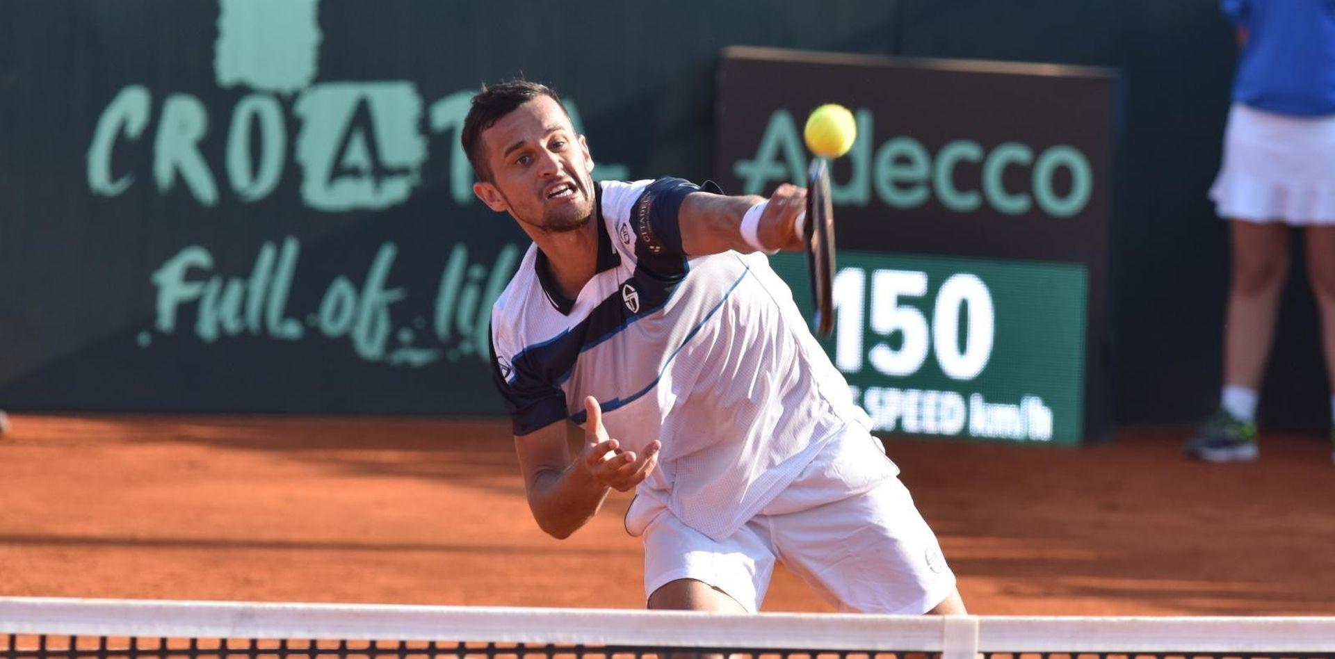 ATP PARIZ Pavić i Marrach u četvrtfinalu parova