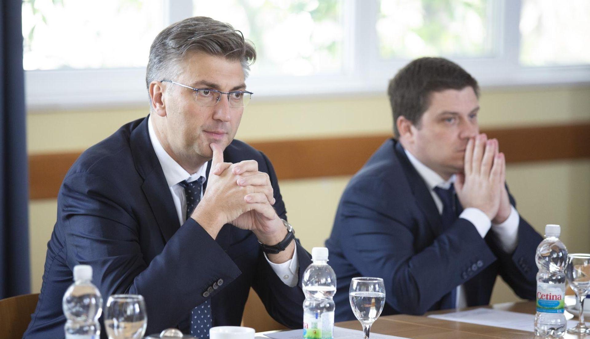 """PLENKOVIĆ """"Vladi je cilj pronaći održivo rješenje za brodogradilišta"""""""