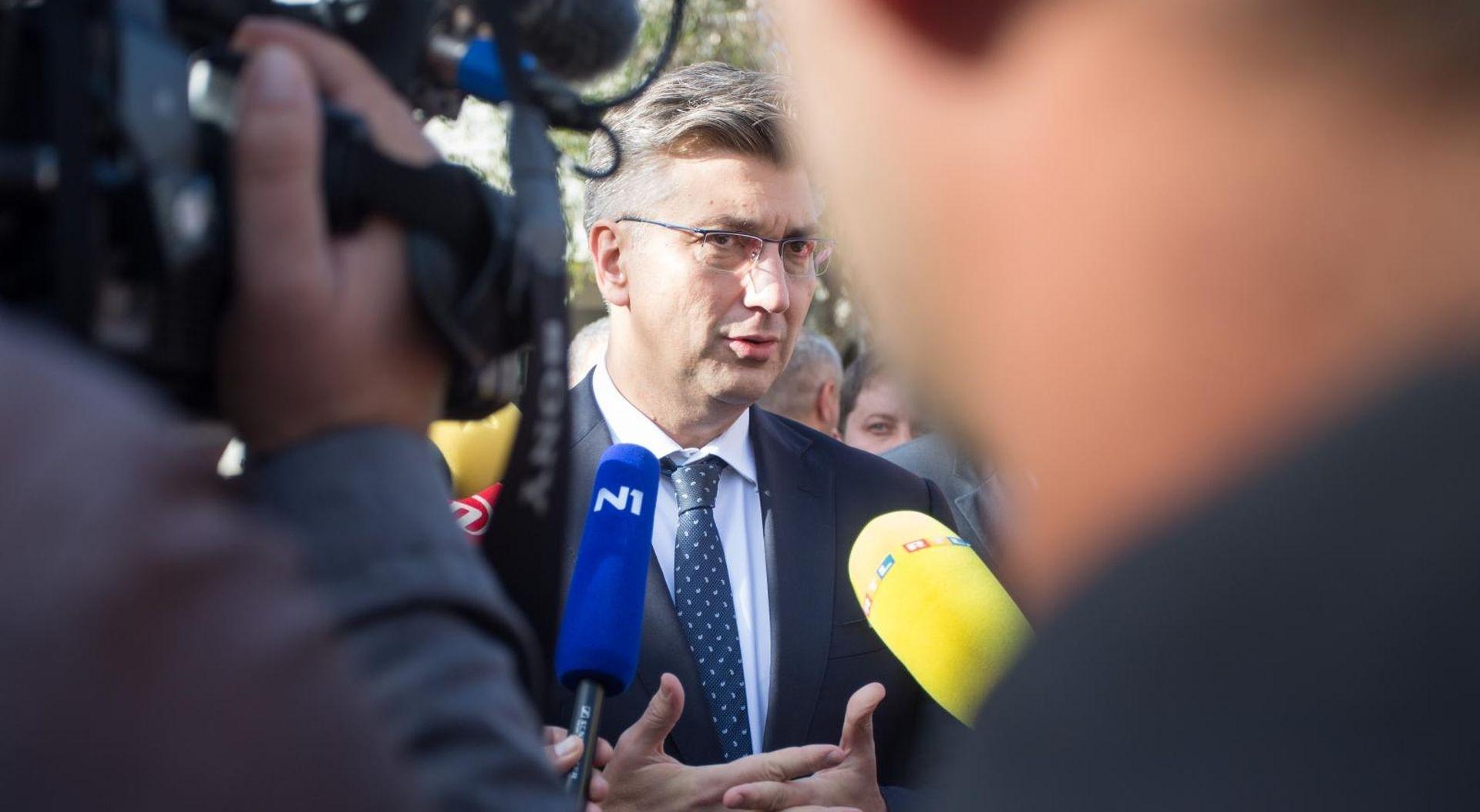 """PLENKOVIĆ """"Vukovar ima snažnu potporu svih institucija, posebno Vlade"""""""