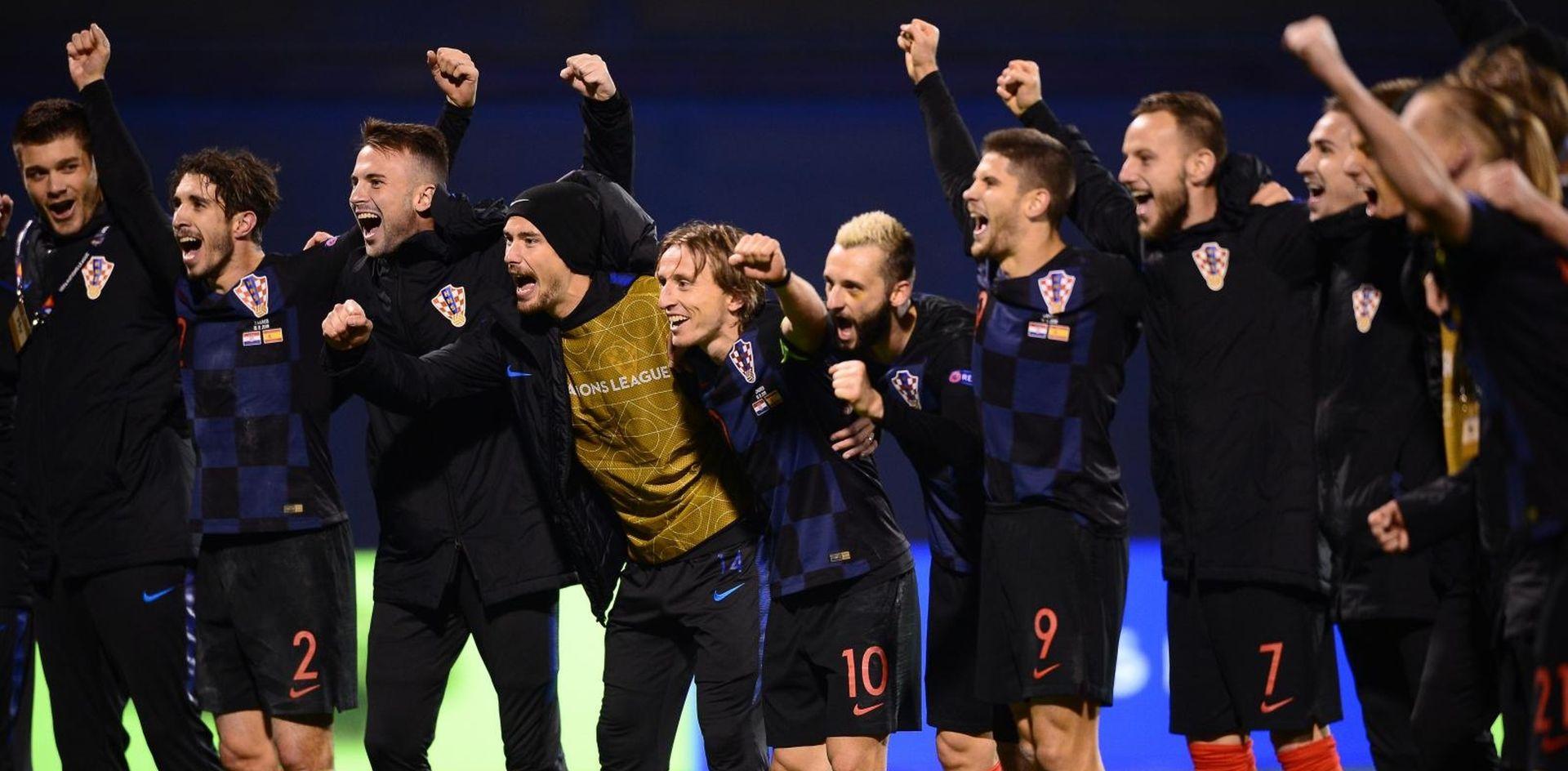 FIFA LJESTVICA Hrvatska ostala na četvrtom mjestu, Belgija prva