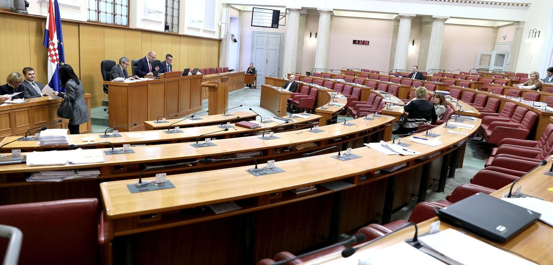Sabor u ponedjeljak o rebalansu državnog proračuna
