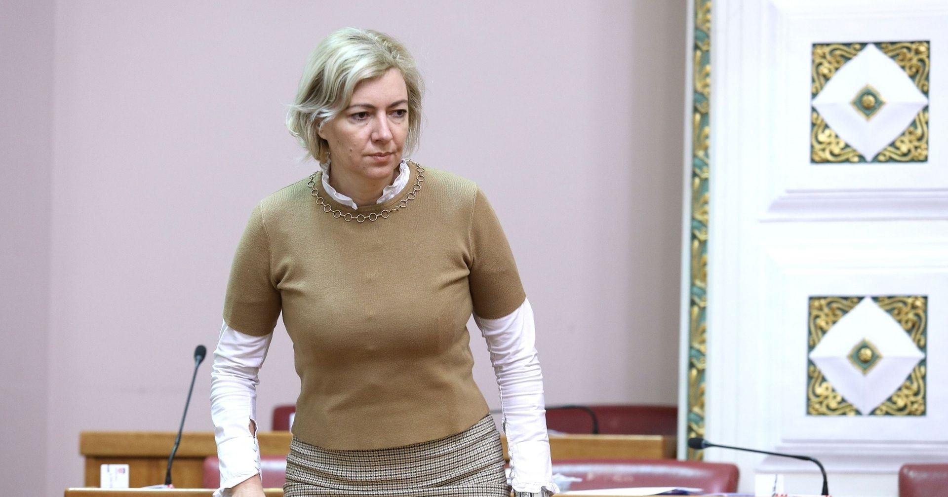 SABOR Jeckov i Lukačić upozorile na nasilje nad ženama